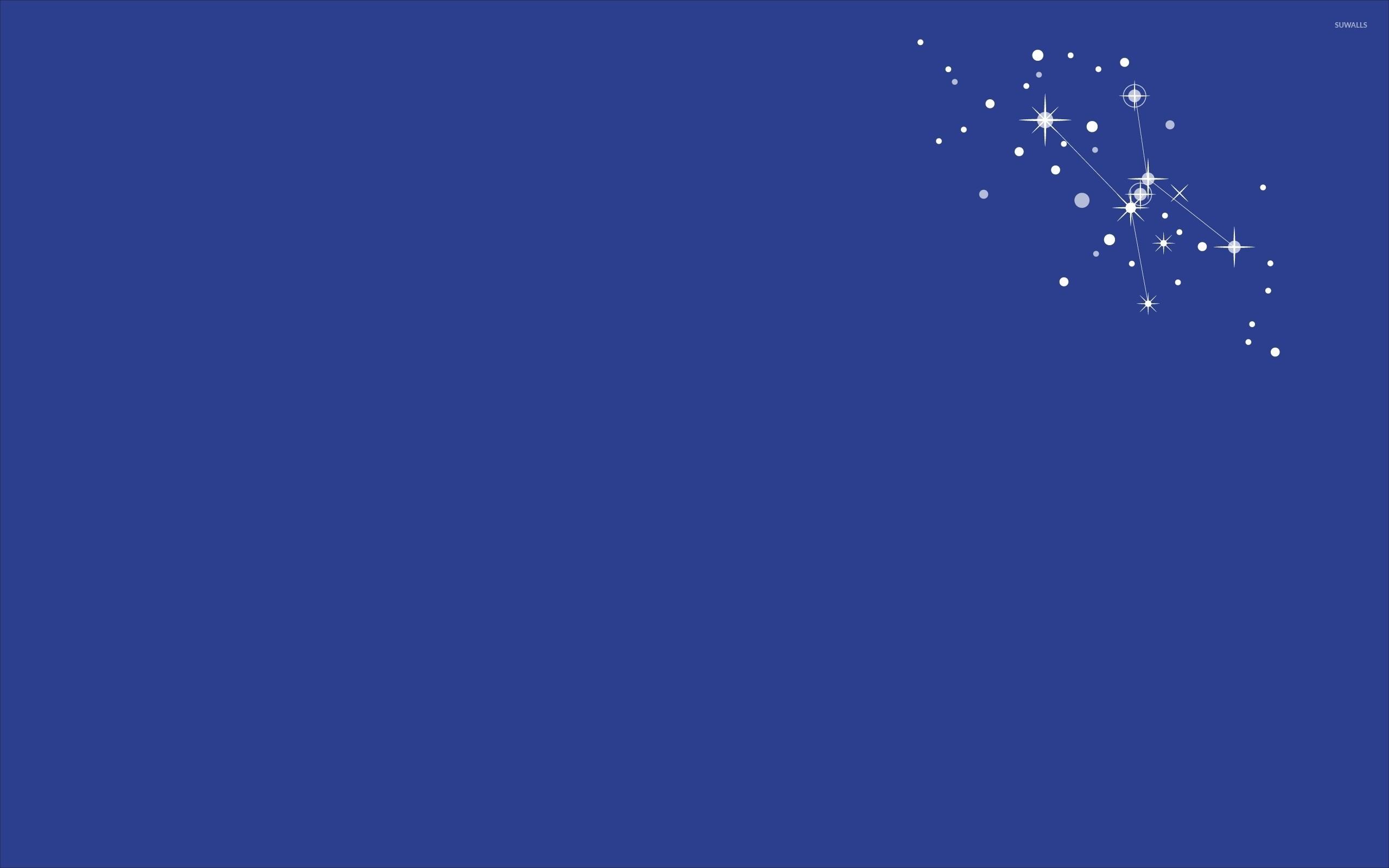 Res: 2560x1600, Constellation wallpaper