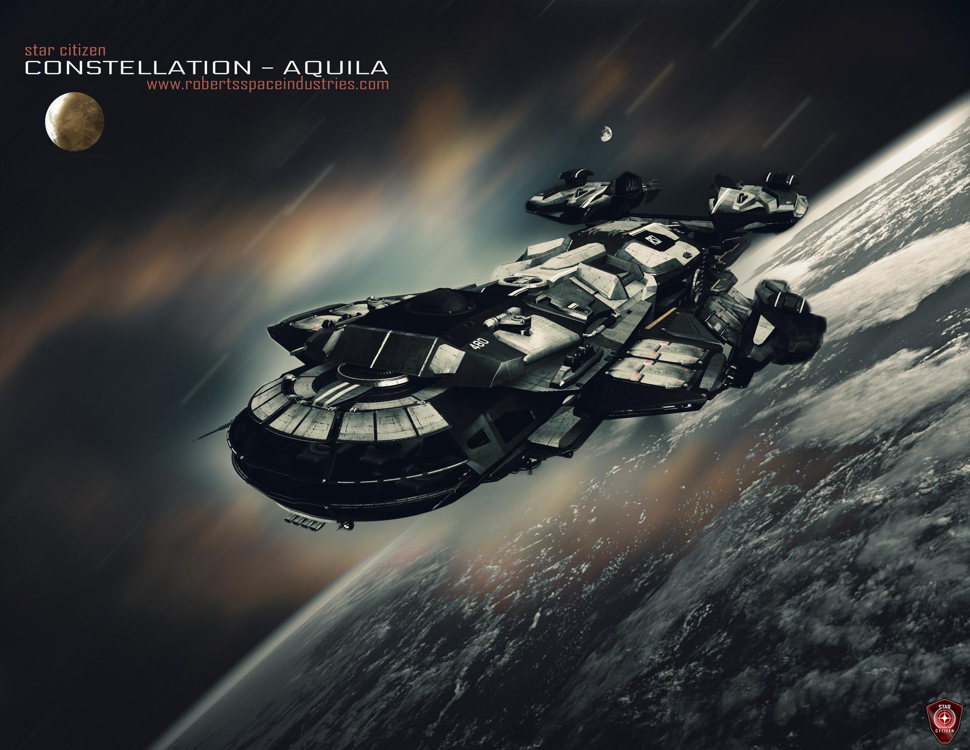 Res: 1920x1484, Star Citizen Constellation Aquila