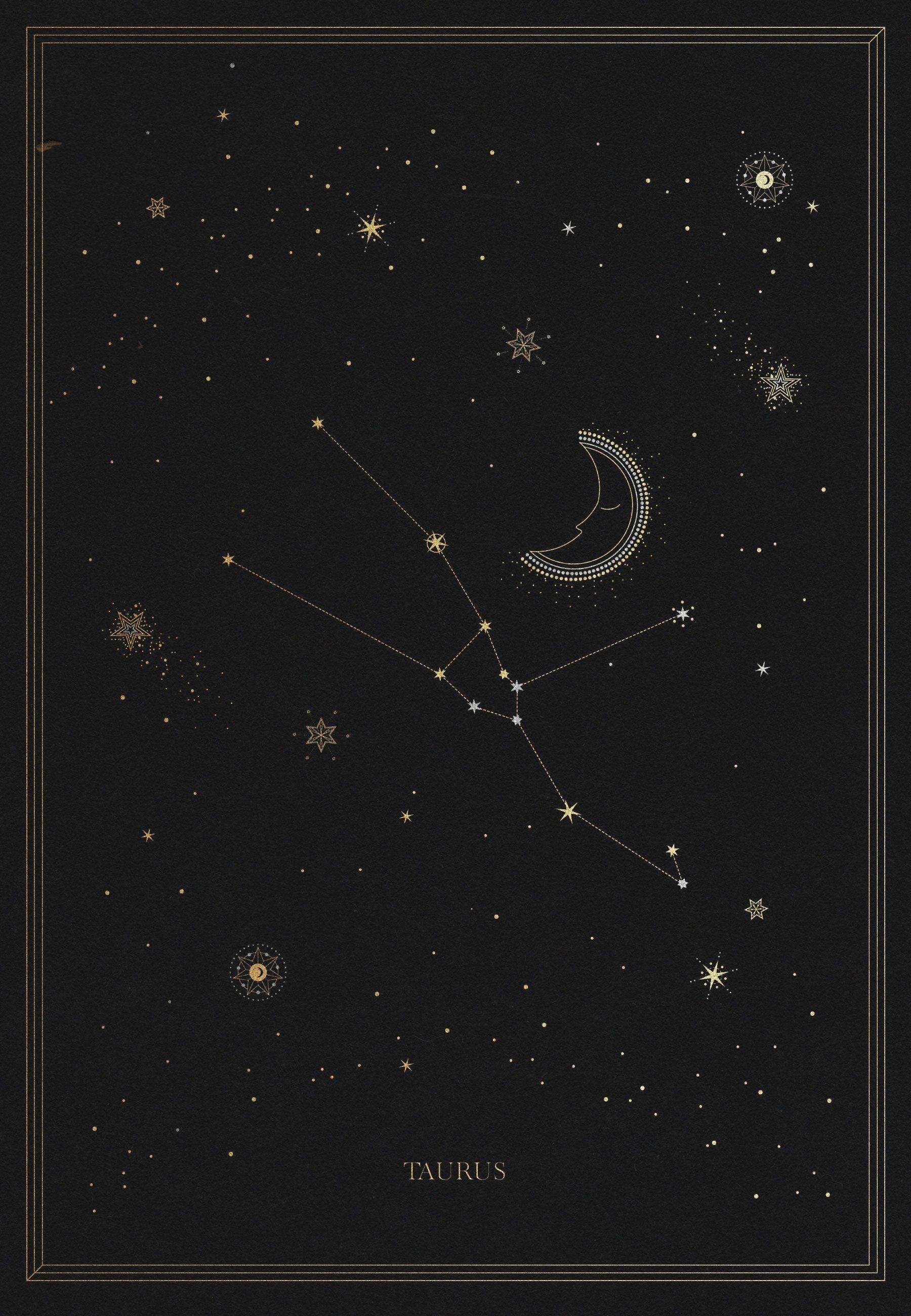 Res: 1800x2600, The Taurus Constellation - Cocorrina