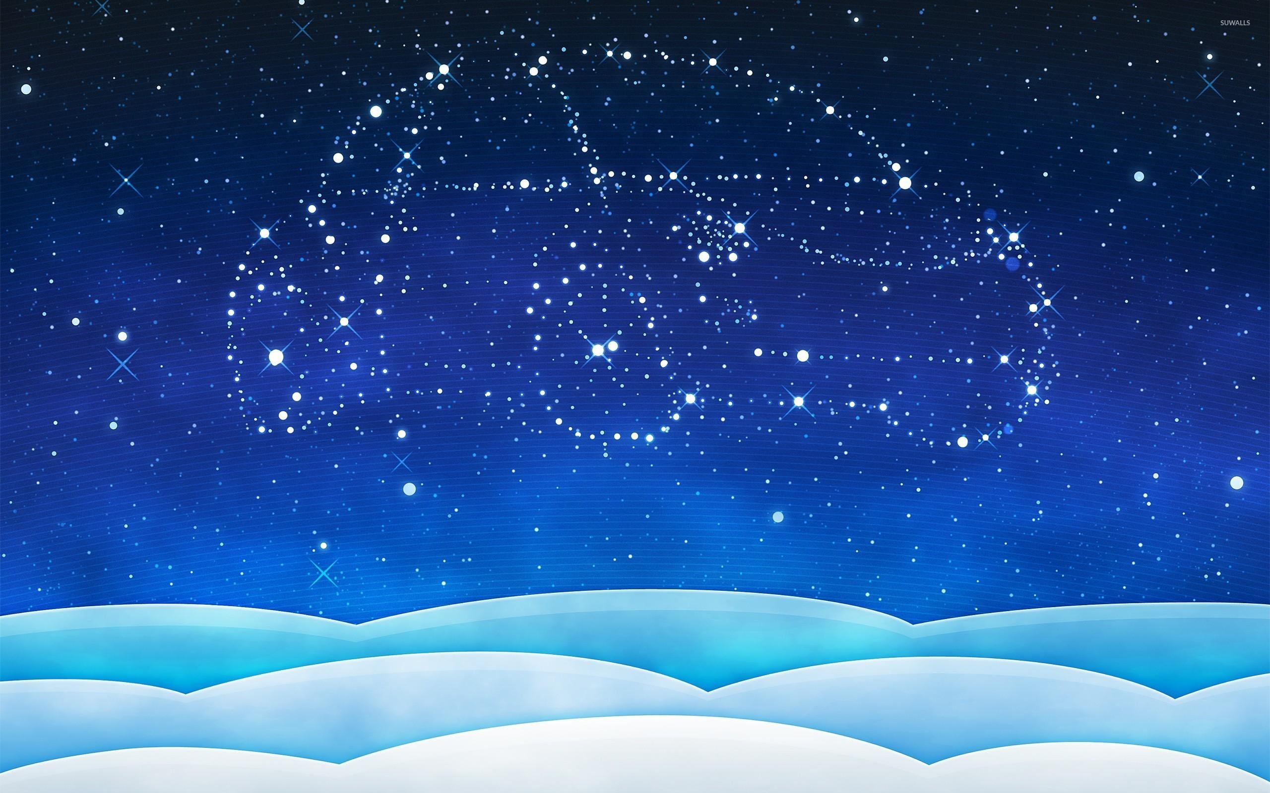 Res: 2560x1600, Car constellation wallpaper