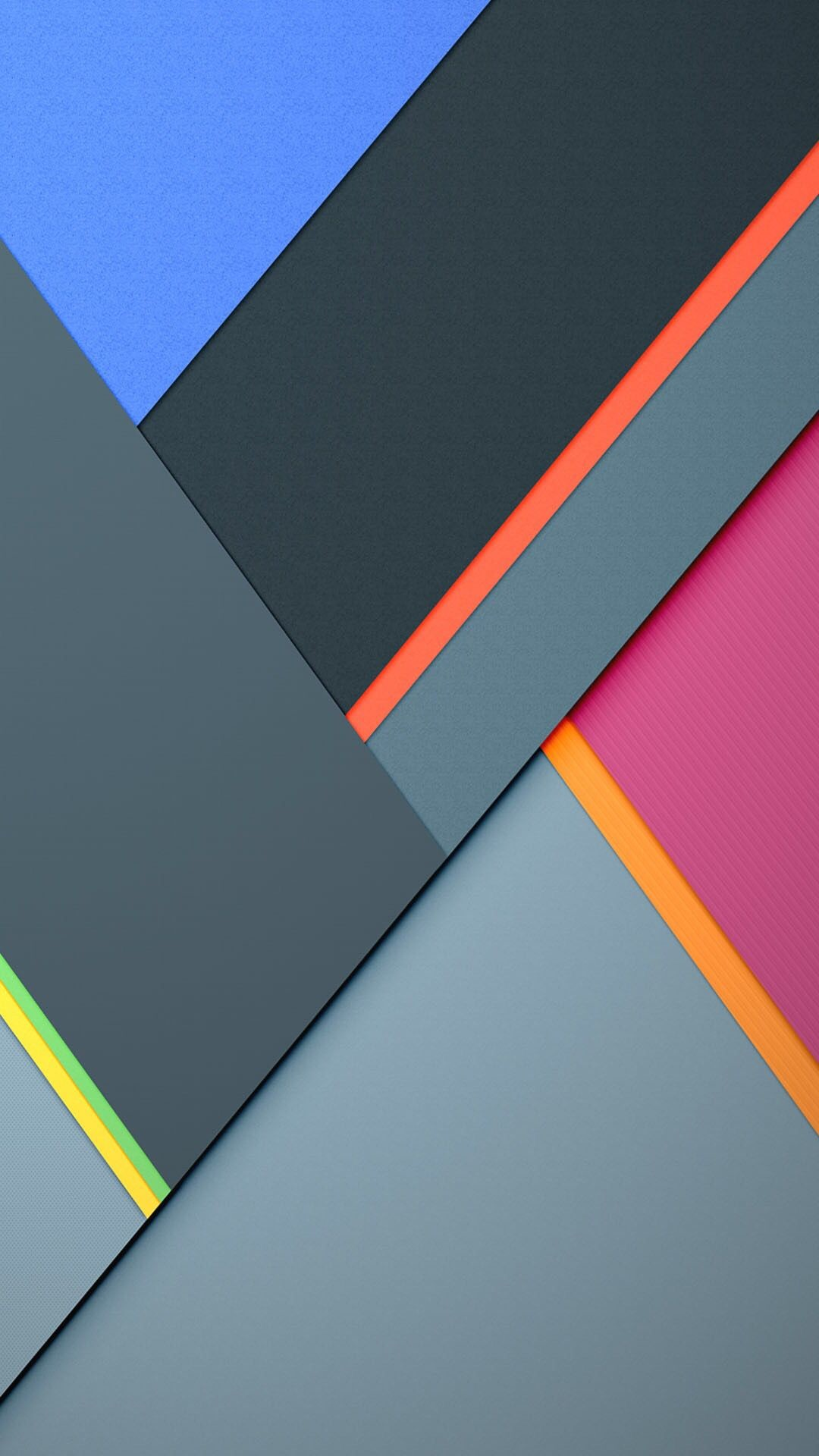 Res: 1080x1920, Colorful Abstract Geometric Wallpaper