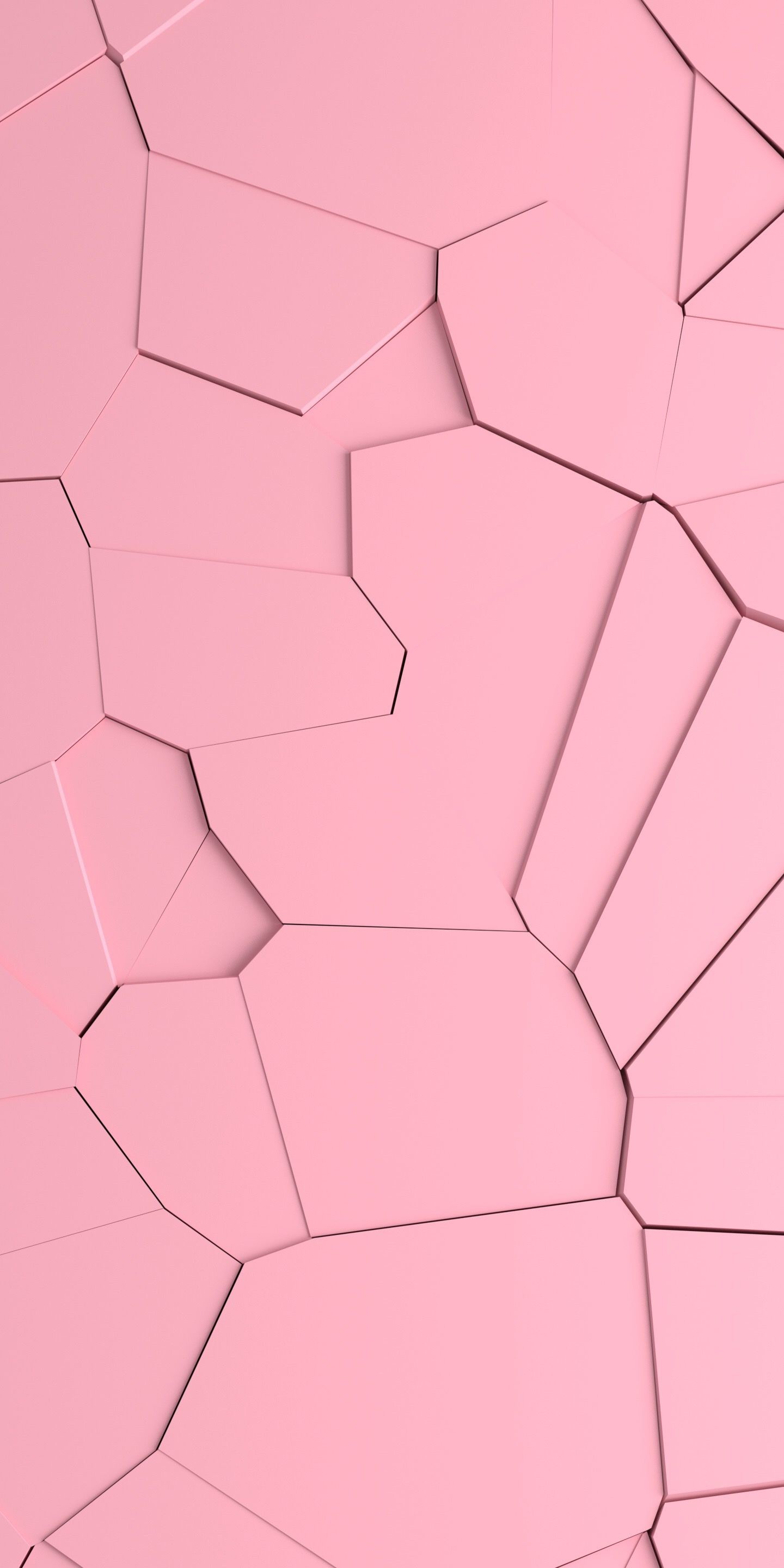 Res: 1440x2880, wallpapers for android and iphone, download geometric pink phone background