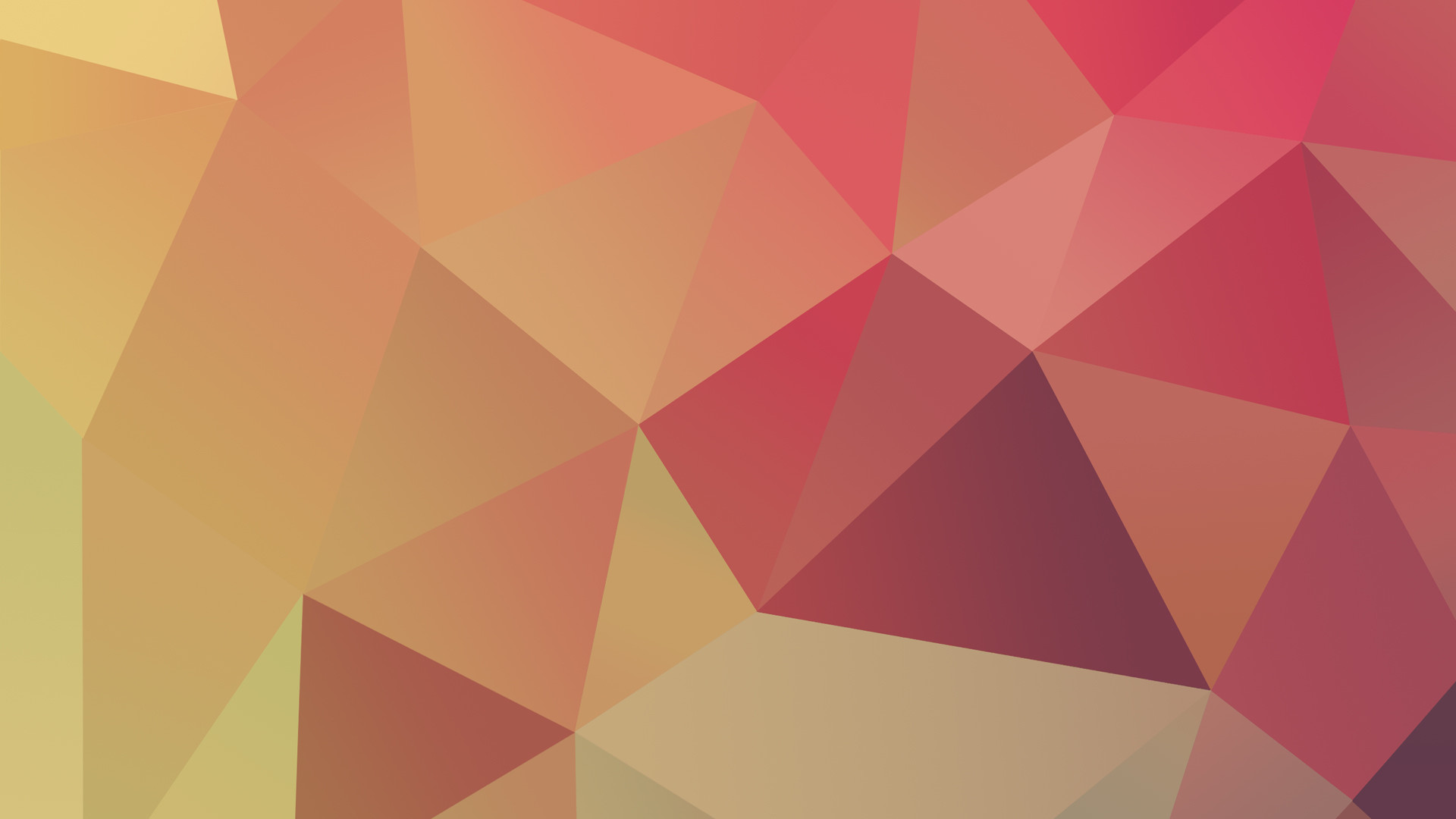 Res: 1920x1080, Geometric Wallpaper