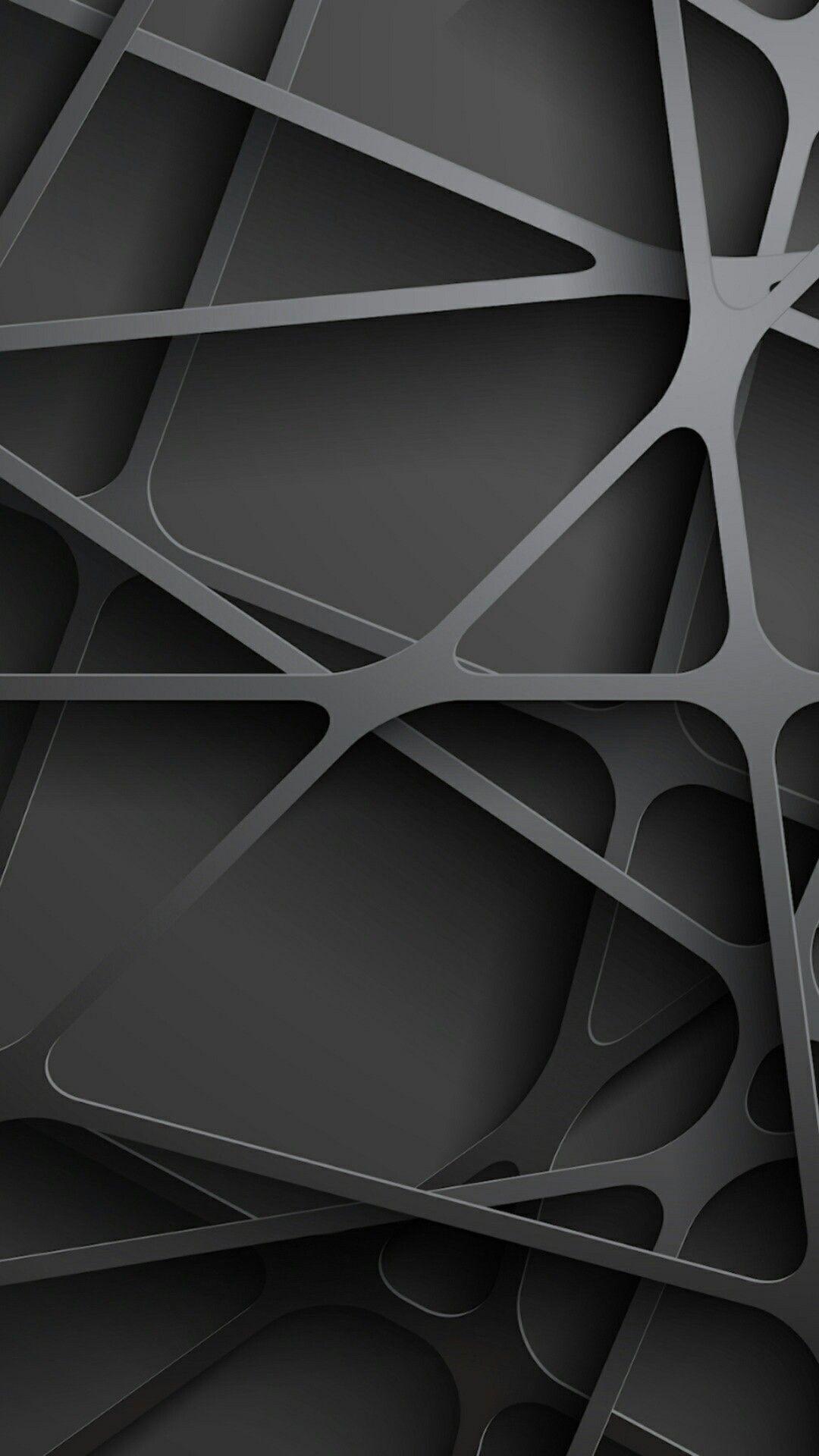 Res: 1080x1920, Live Wallpaper App for iPhone New Grey Geometric Wallpaper
