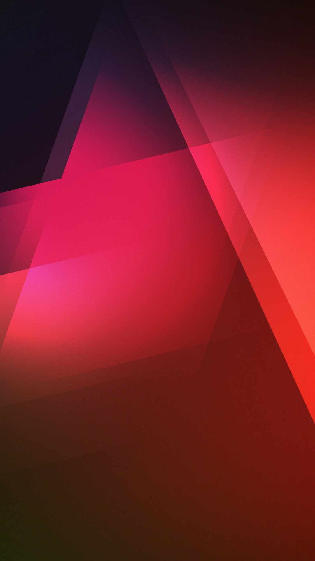 Res: 1080x1920, Der iPhone 6 Plus Wallpaper Thread-abstract-geometric-red-background-iphone ...