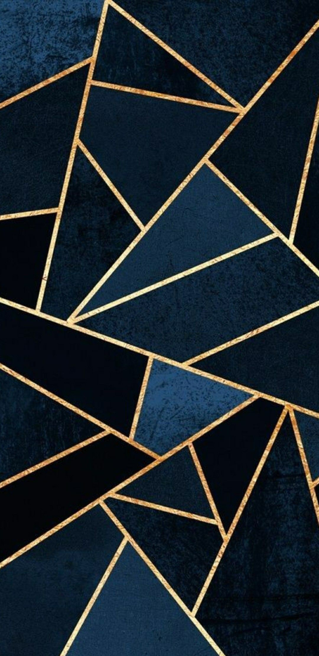 Res: 1080x2220, My favorite combo- dark blue with gold!