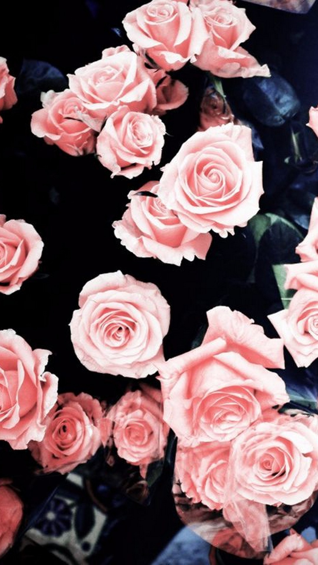 Res: 1080x1920, Pink Rose Girly Wallpaper For Mobile