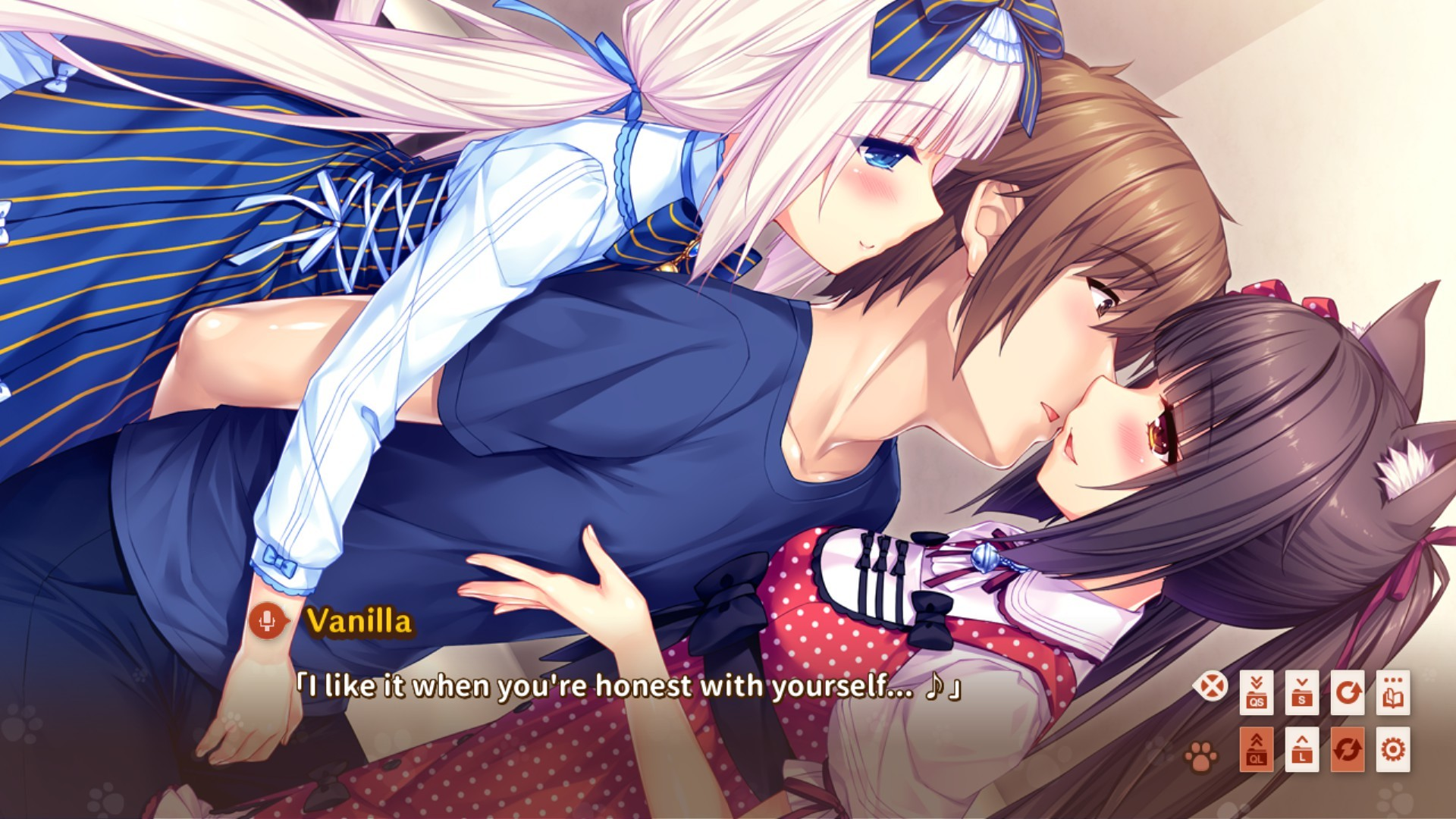 Res: 1920x1080, In this way, Nekopara acknowledges what has come before, but doesn't allow  itself to get bogged down in retreading old ground. Partway through vol.
