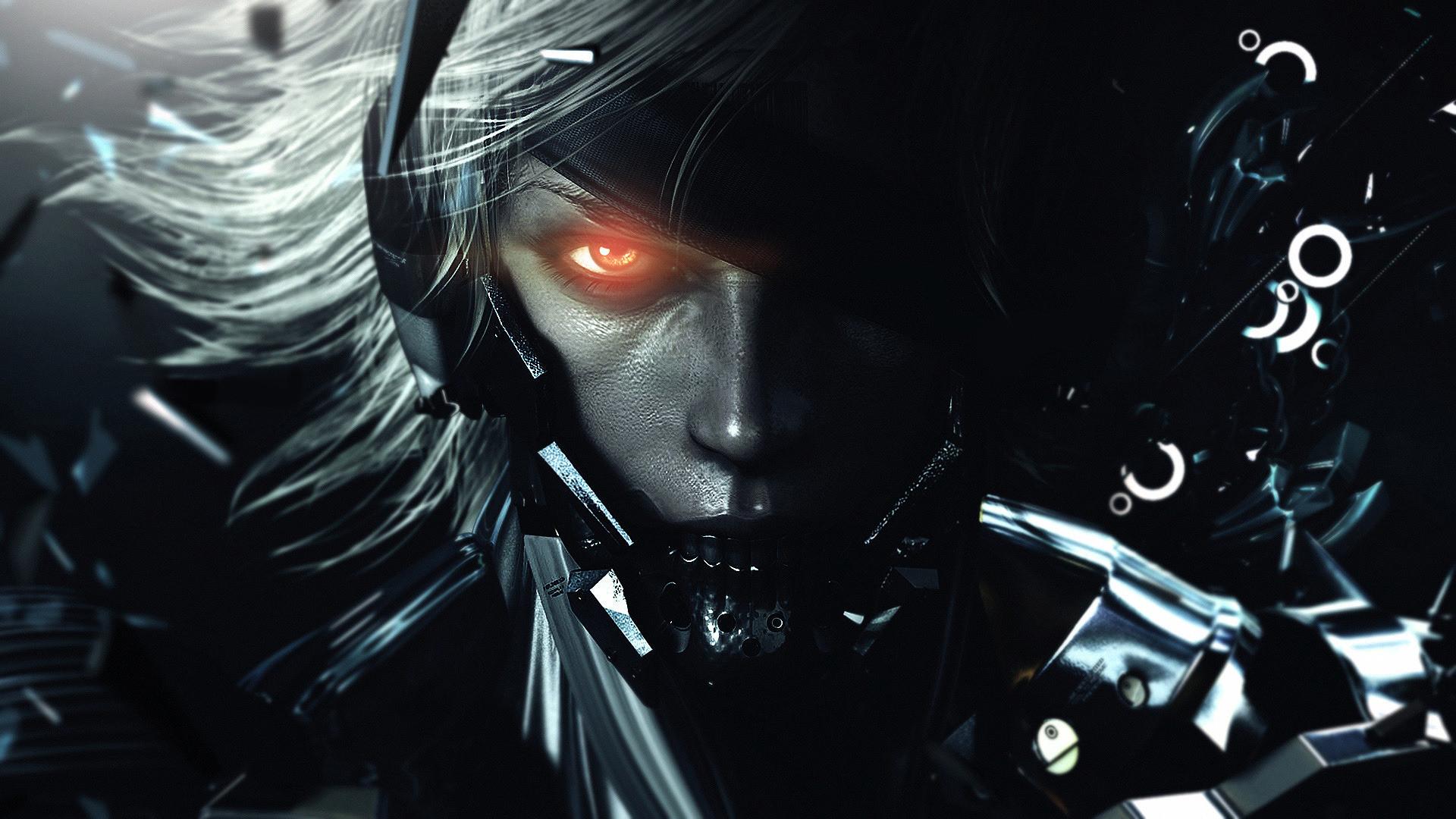 Res: 1920x1080, Video Game - Metal Gear Rising Wallpaper