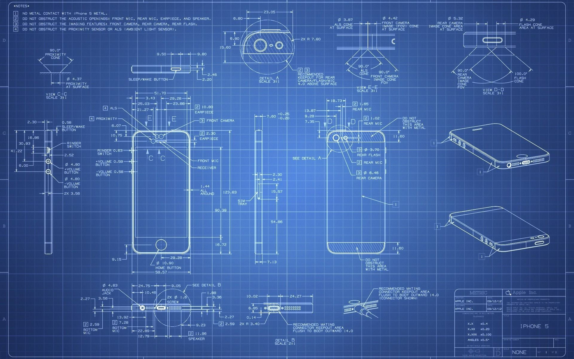 Res: 1920x1200, Building Blueprint Wallpaper Copy Iphone 4 Wallpaper Dimensions Group 72  New Cool Tech Backgrounds Group 67