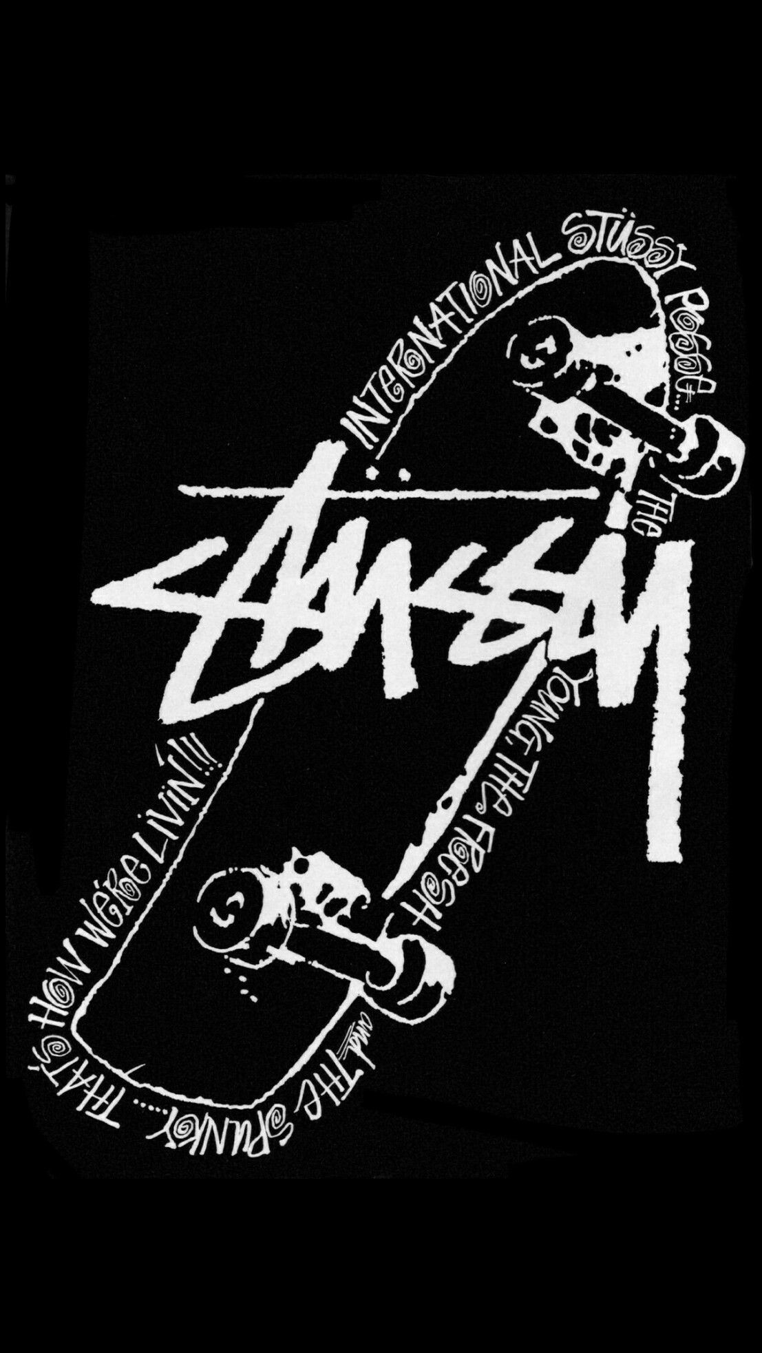 Res: 1107x1965, #stussy #samsung #edge #s6 #supreme #black #wallpaper #android #iphone