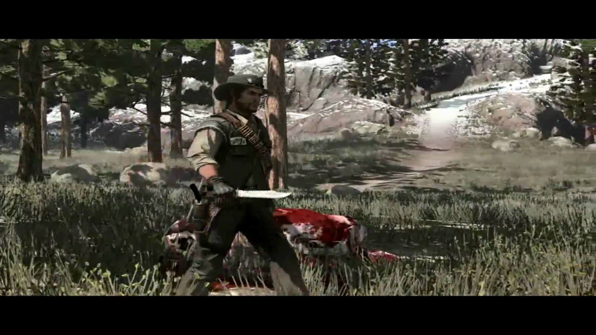Res: 1920x1080, Red Dead Redemption - Country Boy Can Survive Music Video
