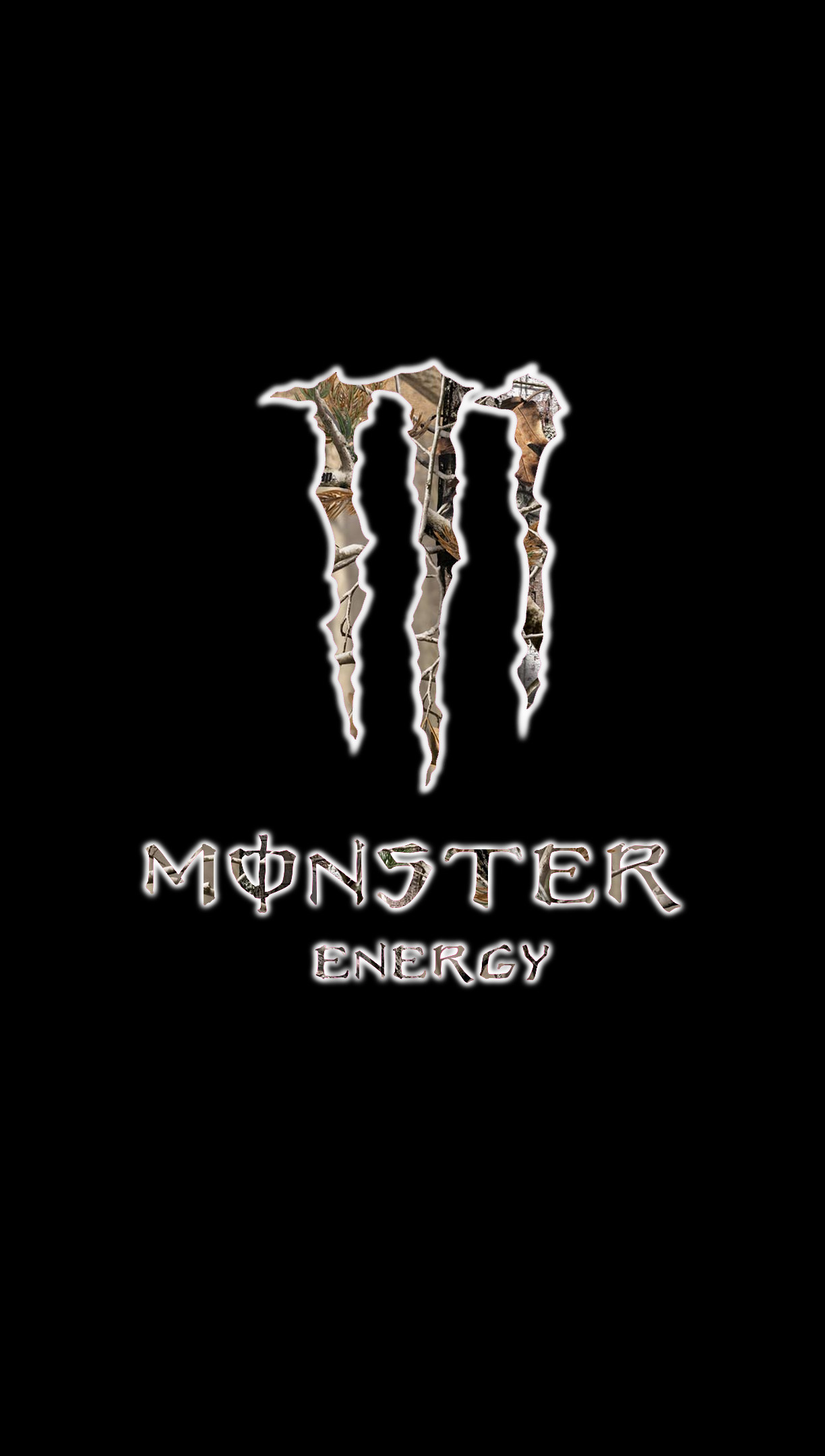 Res: 1224x2160, ... Monster Energy logo with Realtree AP HD scheme by karijuana