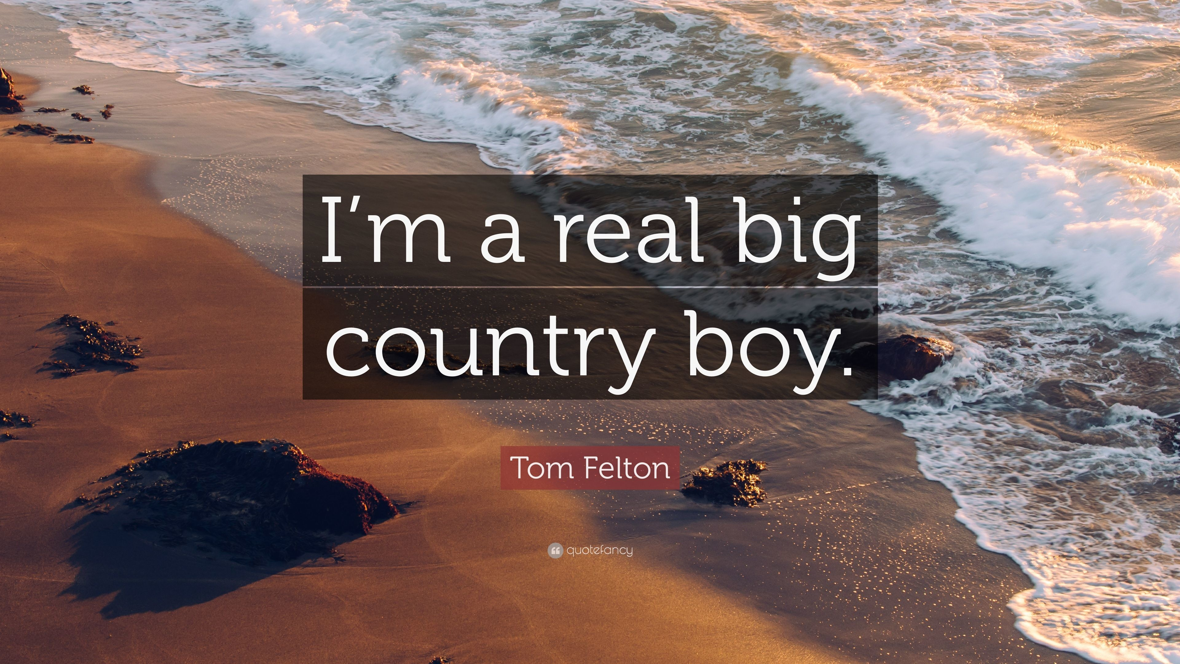 "Res: 3840x2160, Tom Felton Quote: ""I'm a real big country boy."""