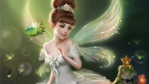 Animated Fairy wallpapers