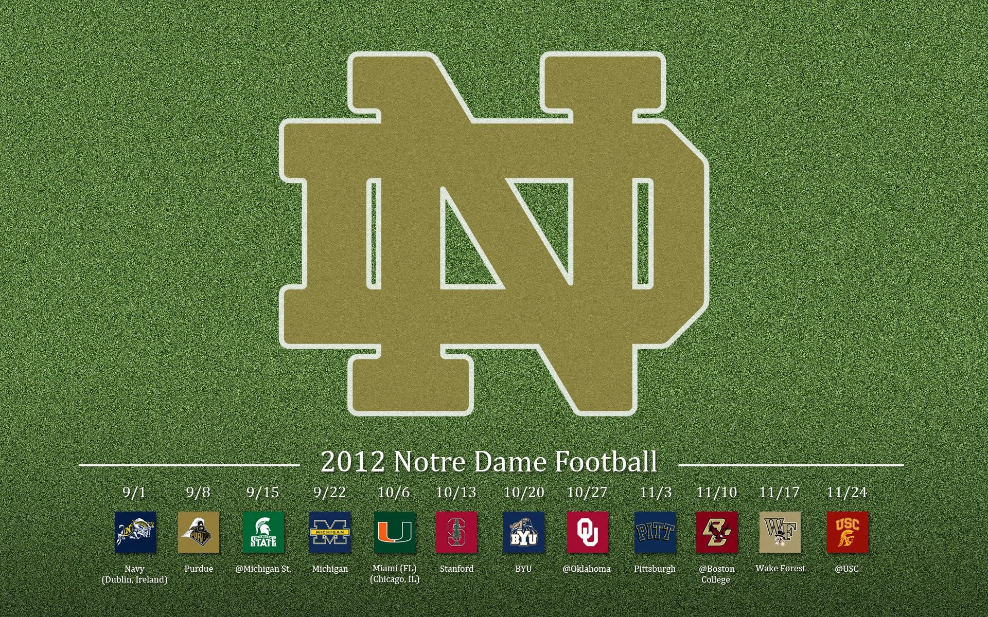 Res: 1920x1200, Notre Dame mustangs Wallpapers