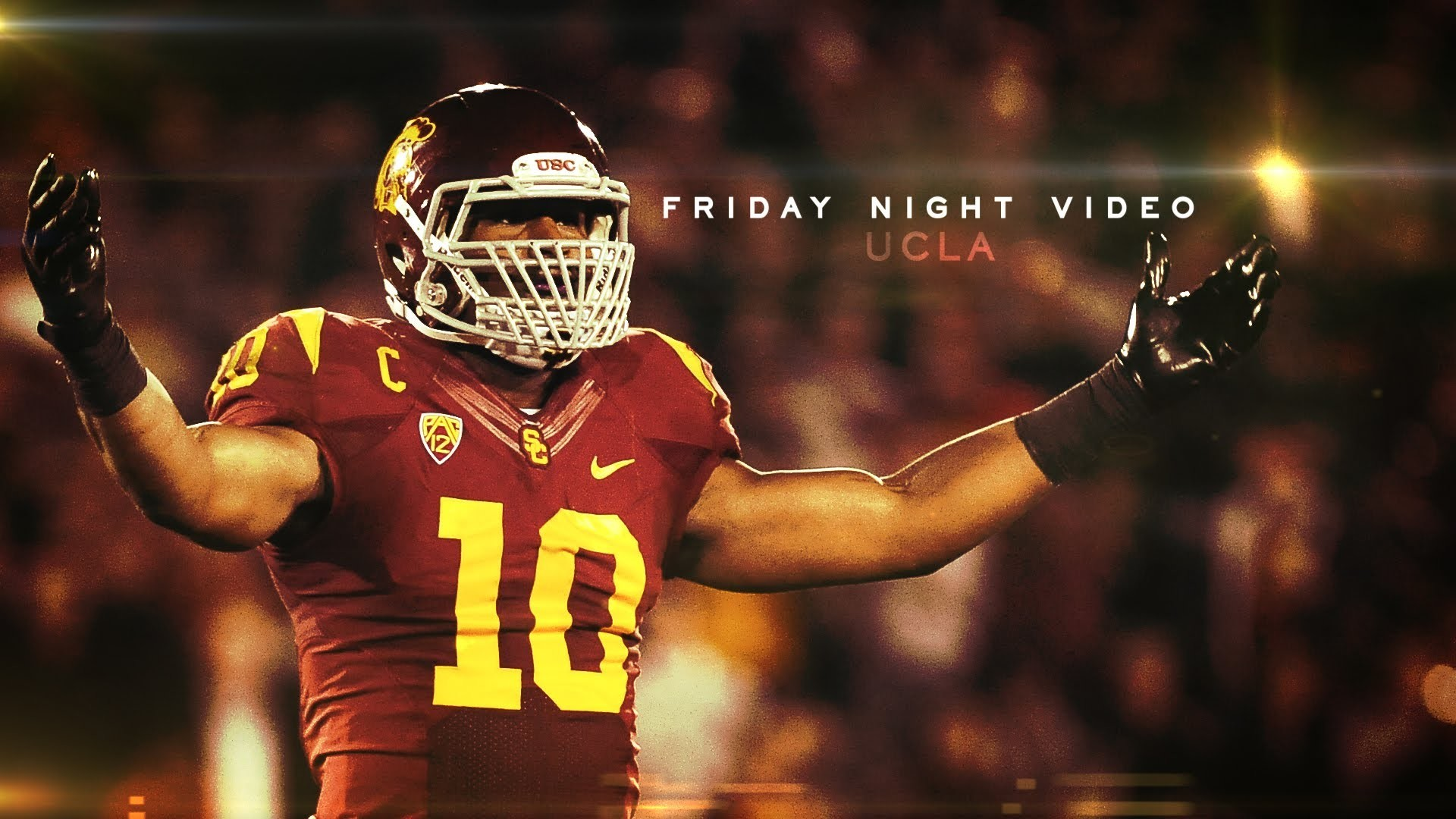 Res: 1920x1080, Usc Football HD Background.