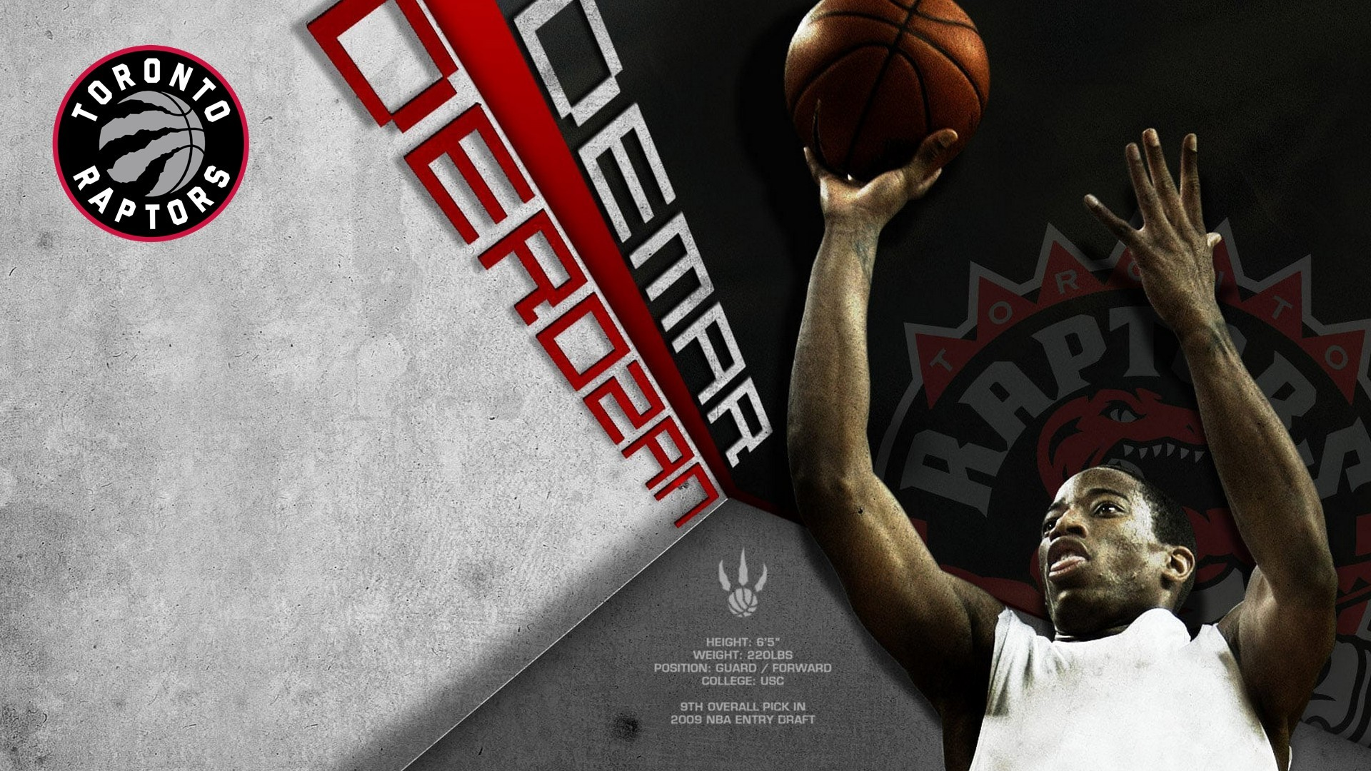 Res: 1920x1080, DeMar DeRozan Wallpaper with image dimensions  pixel. You can make  this wallpaper for your