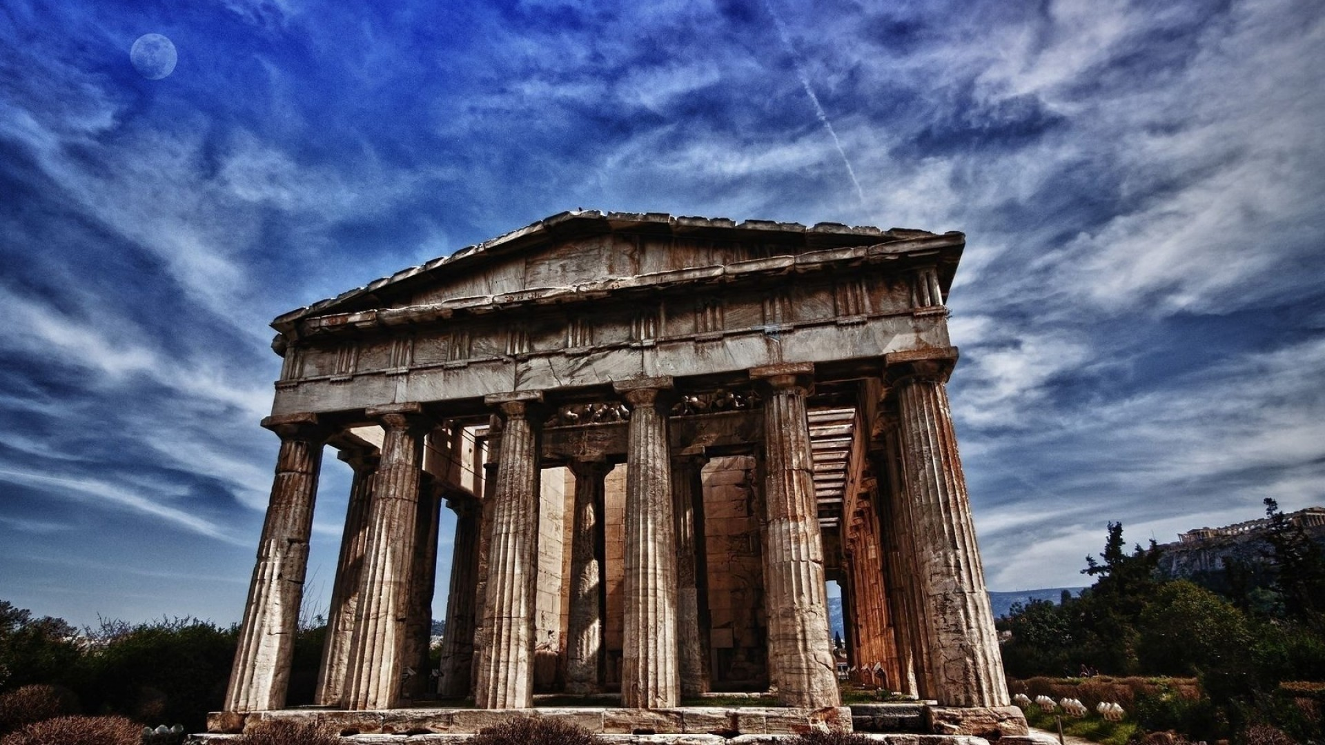 Res: 1920x1080, Greek Architecture High Definition