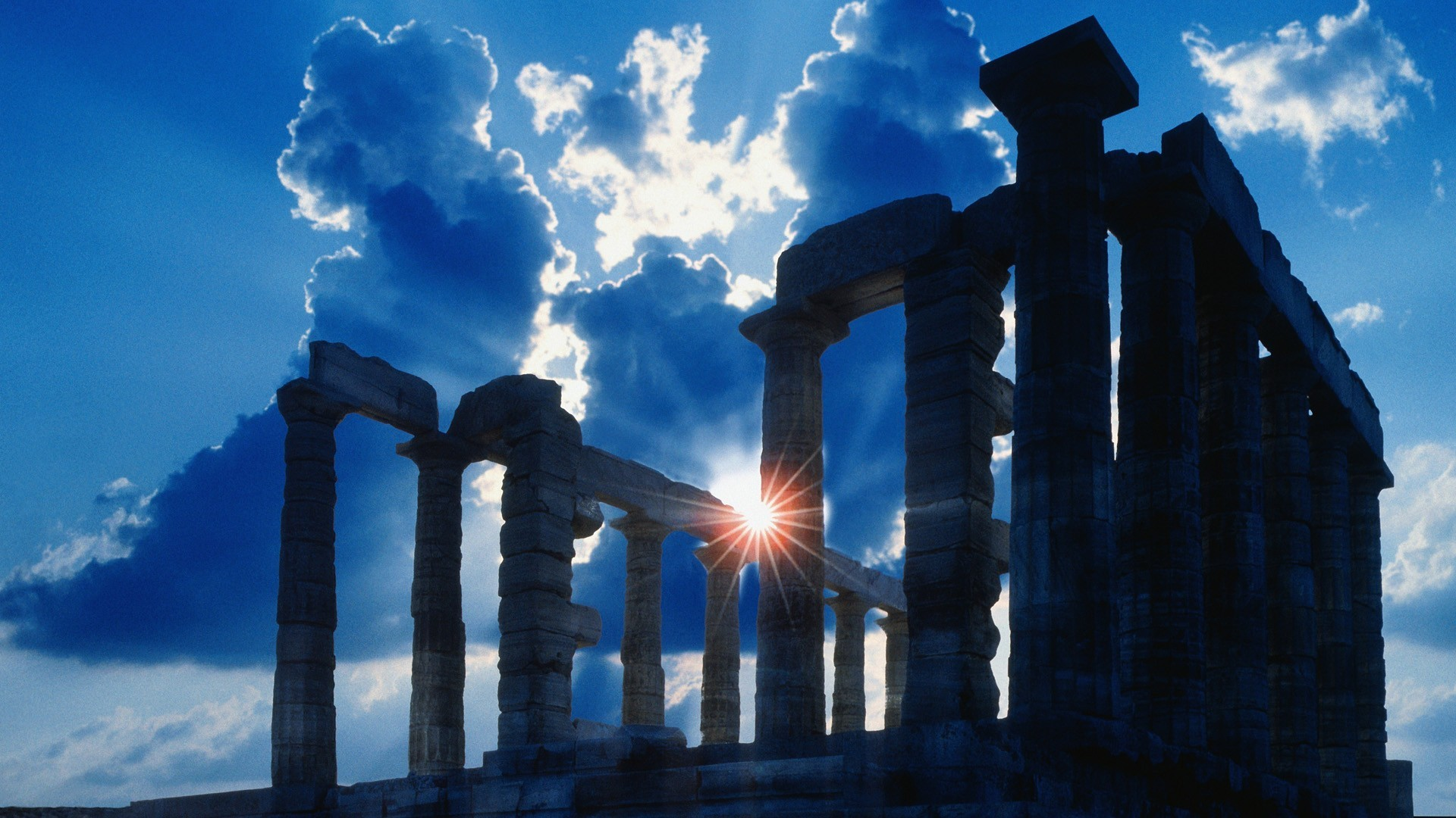 Res: 1920x1080, Greek Architecture Wallpapers