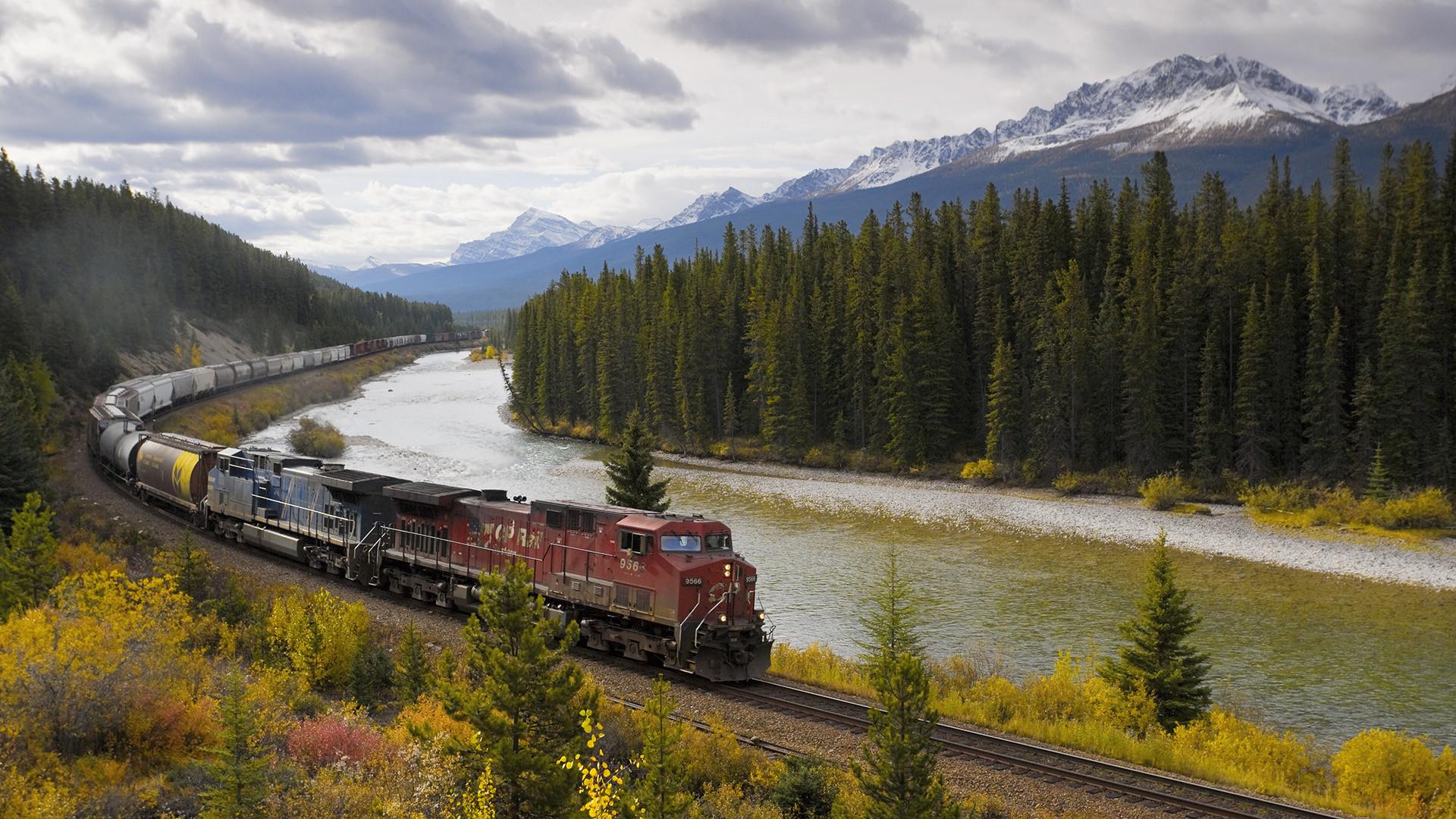 Res: 1920x1080, Train Wallpaper