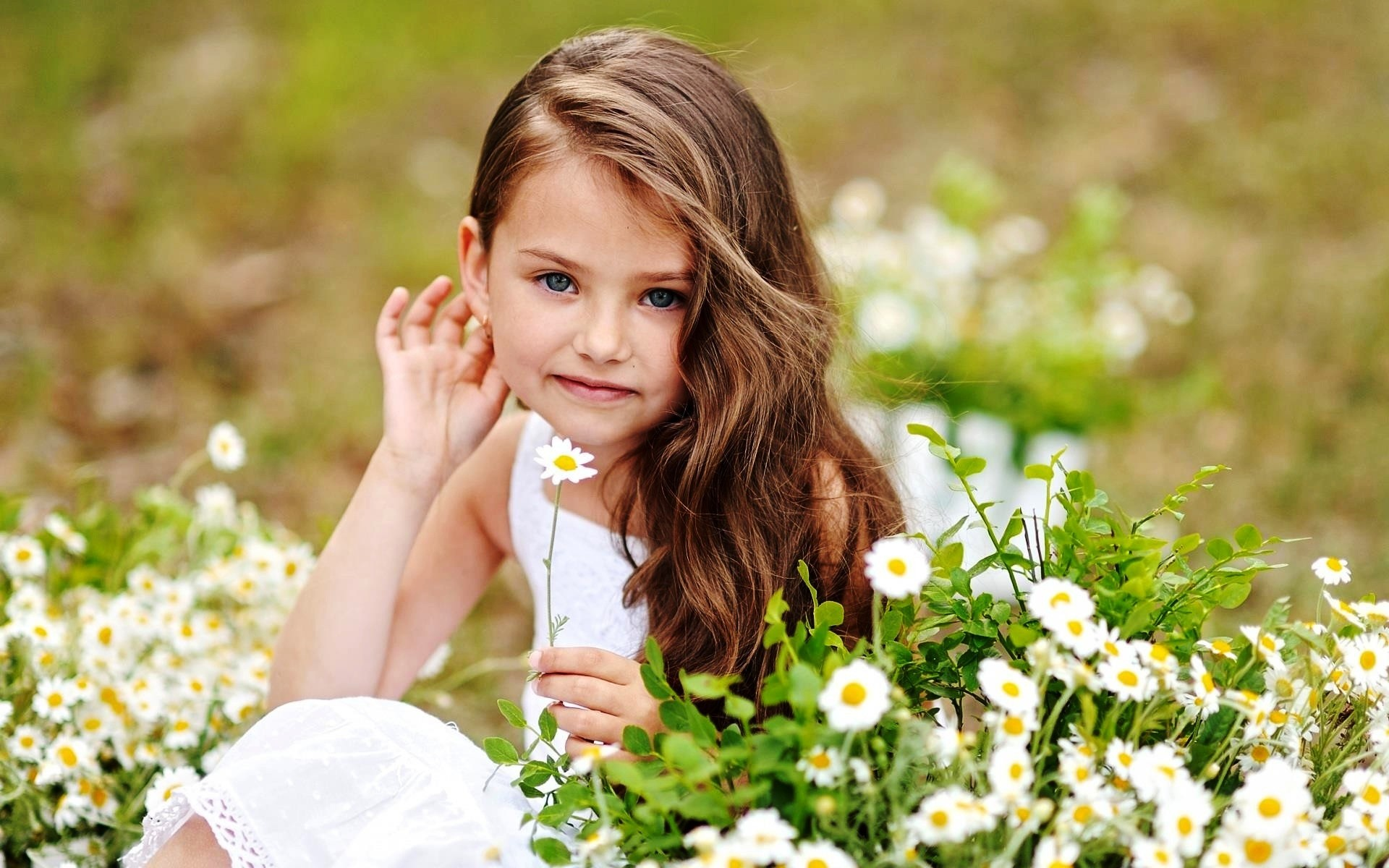 Res: 1920x1200, Most beautiful pretty little girl wallpapers