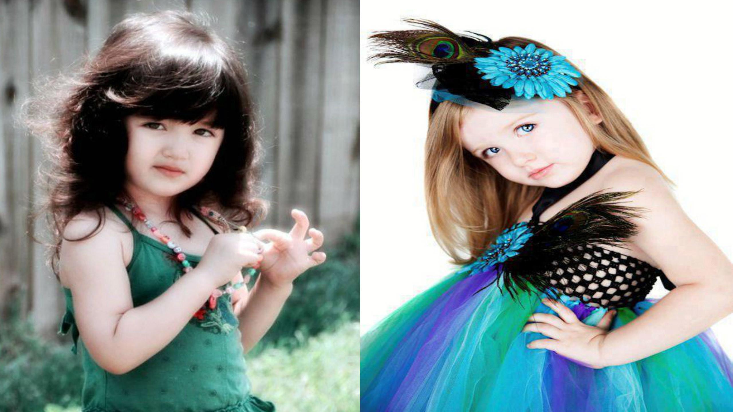 Res: 2560x1440, Pretty Cute Little Girls Wallpaper