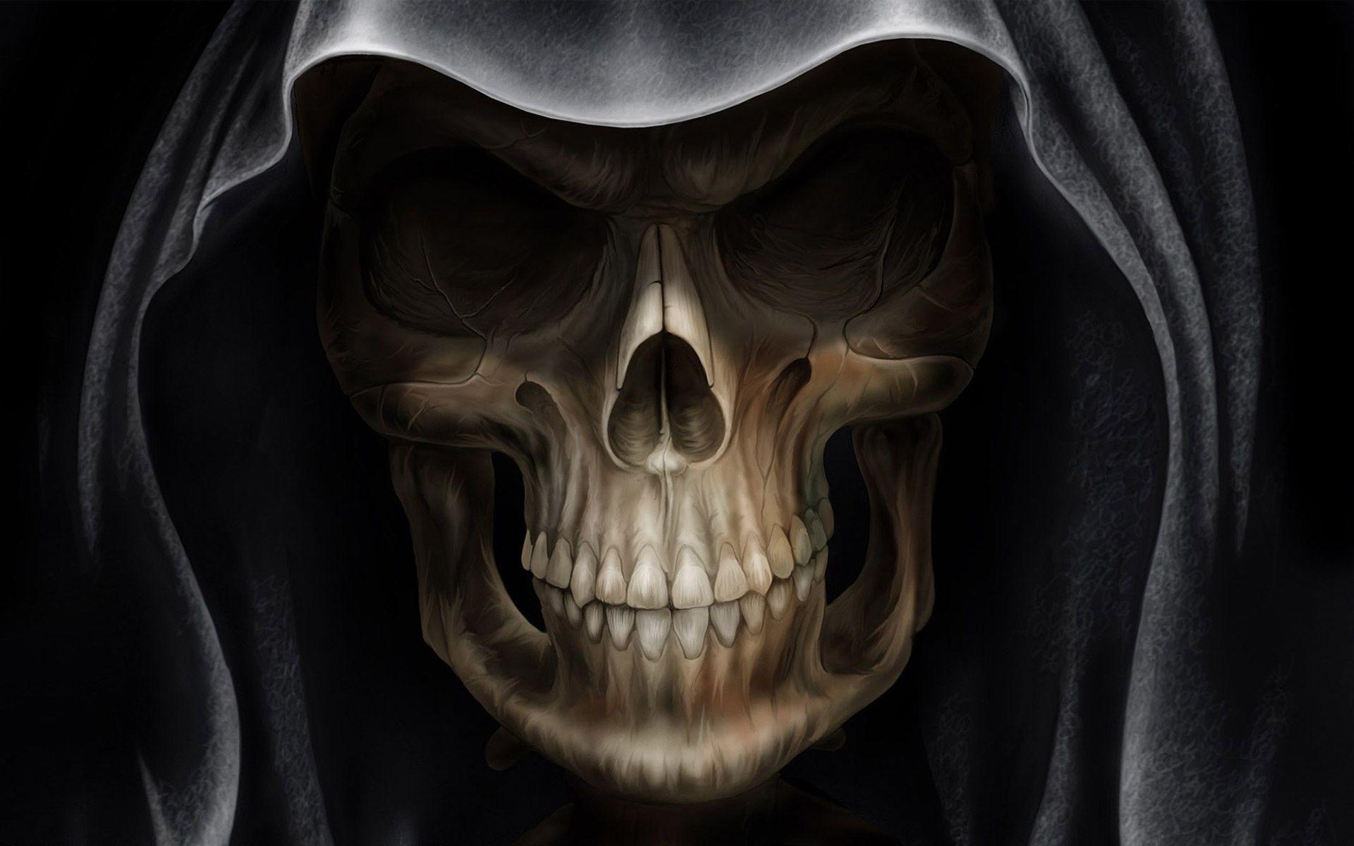 Res: 1920x1200, Full HD 1080p Skull Wallpapers HD, Desktop Backgrounds 1920x1080