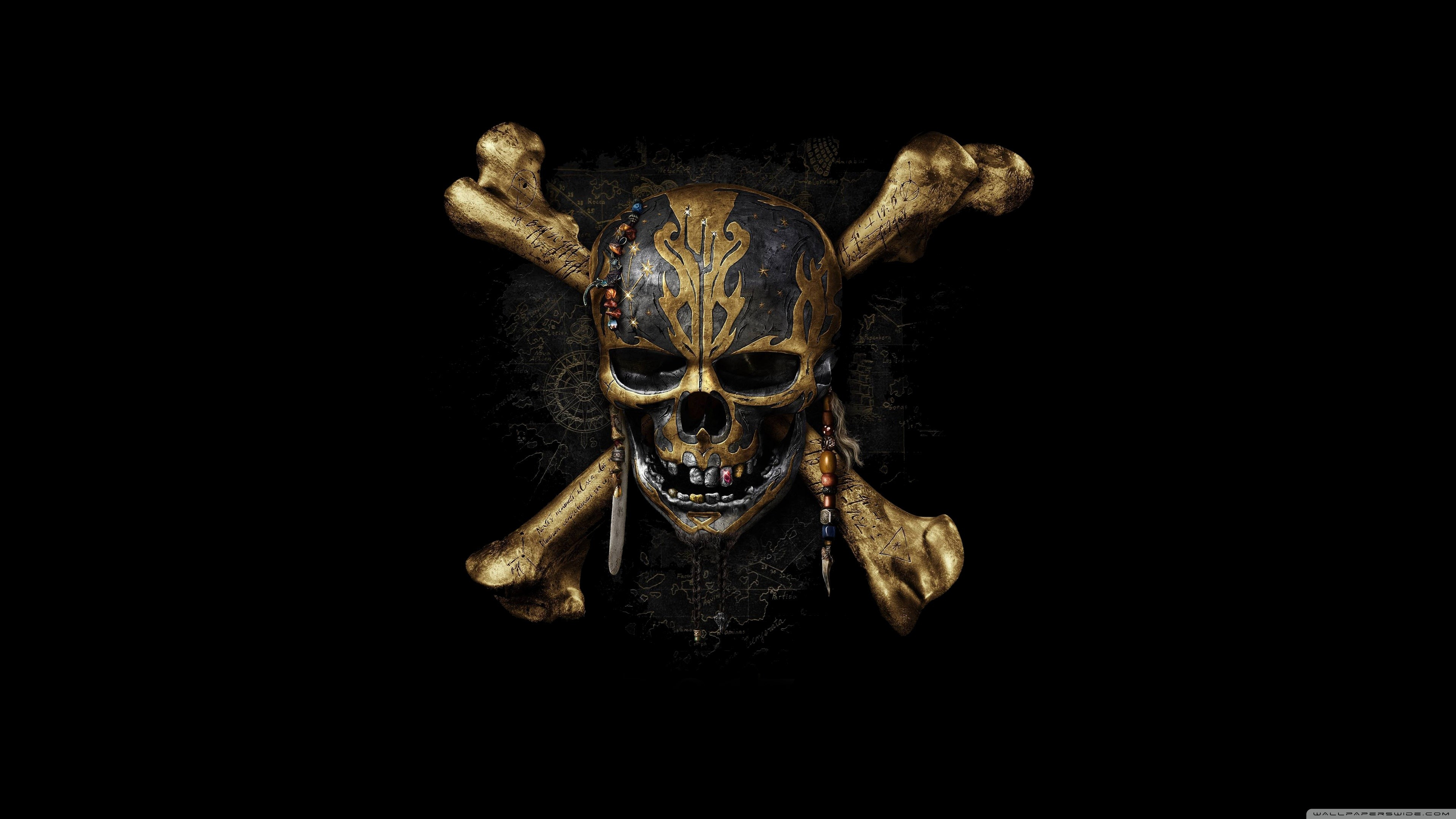 Res: 3840x2160, Pirates of the Caribbean Dead Men Tell No Tales HD Wide Wallpaper for 4K  UHD Widescreen