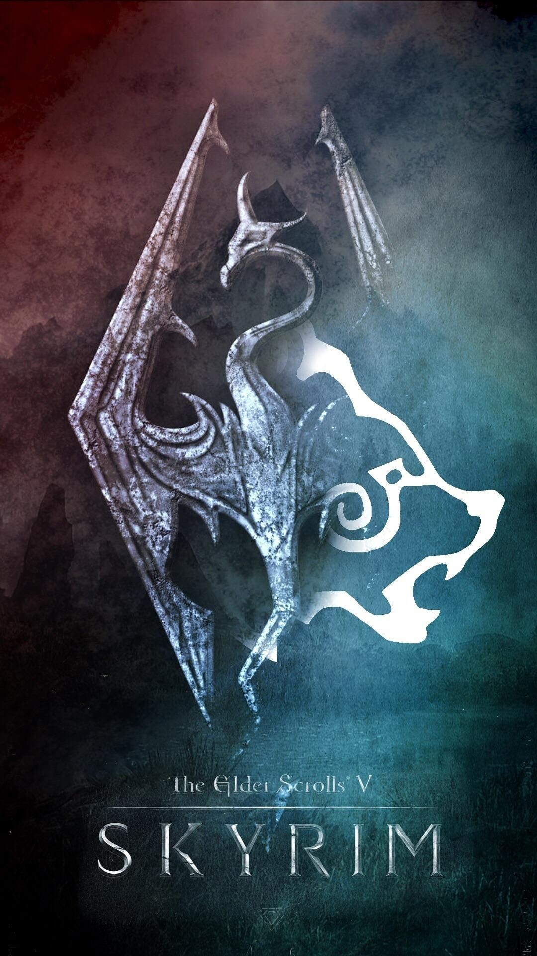 Res: 1080x1920, This is so cool. Although it's the Windhelm symbol and I'm apart of the  Imperial Legion.
