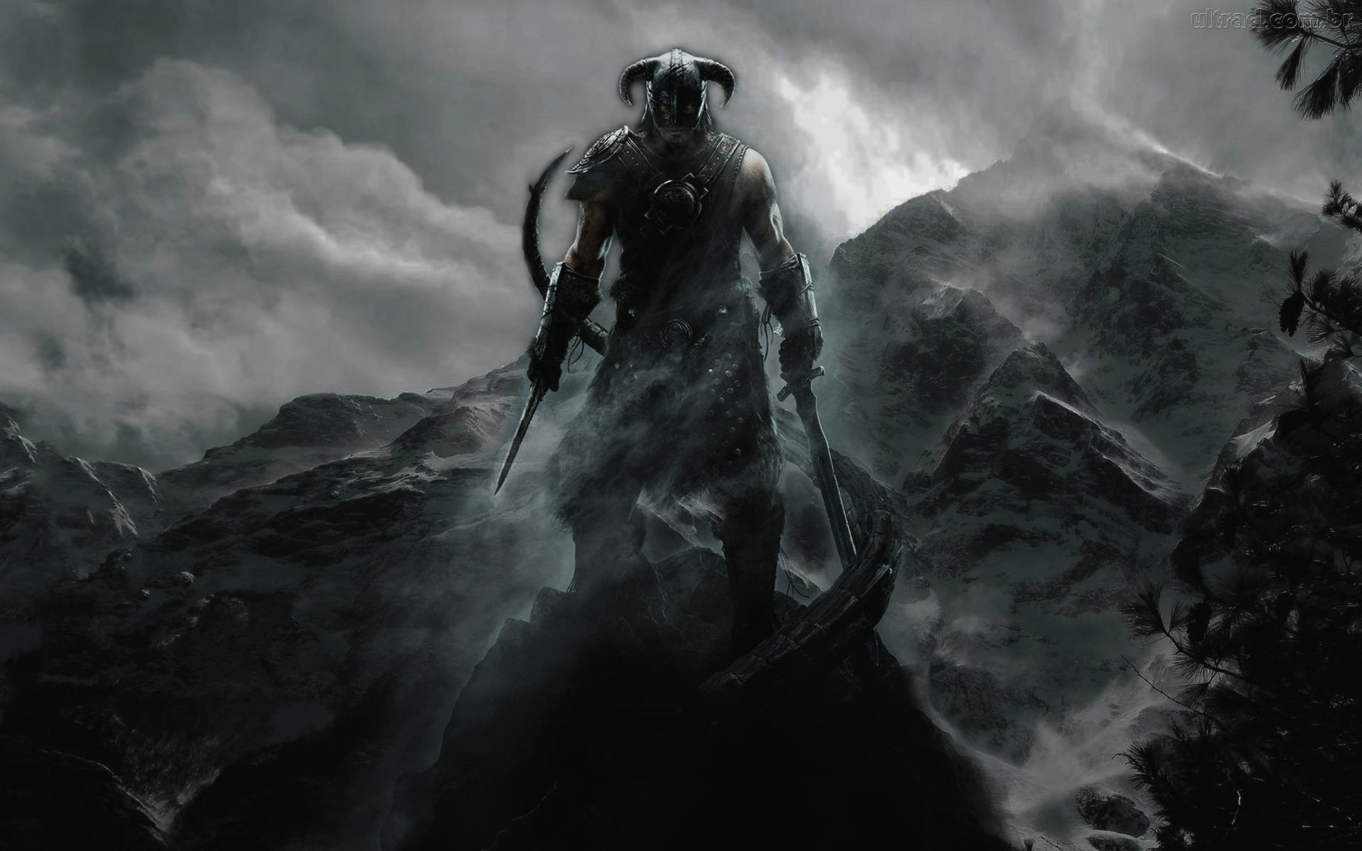 Res: 1920x1200, The Elder Scrolls V Skyrim wallpapers for iphone