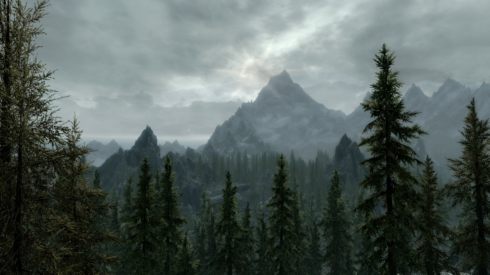 Res: 1920x1080, Anybody care for some pretty sweet Skyrim wallpapers? () (19 image  album