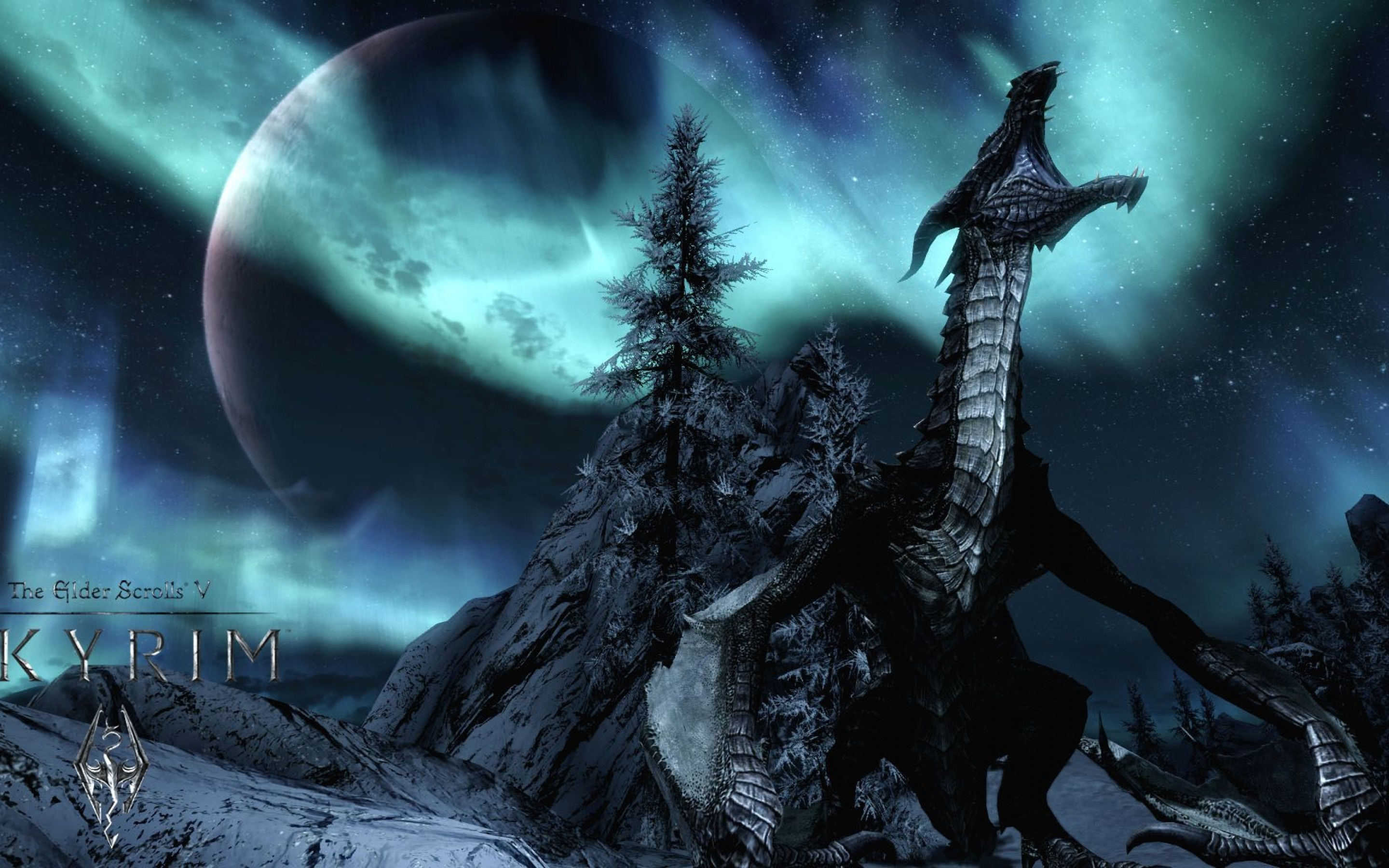 Res: 2880x1800, Dragon Skyrim Wallpaper Hd Iphone Photos Pics For Androids