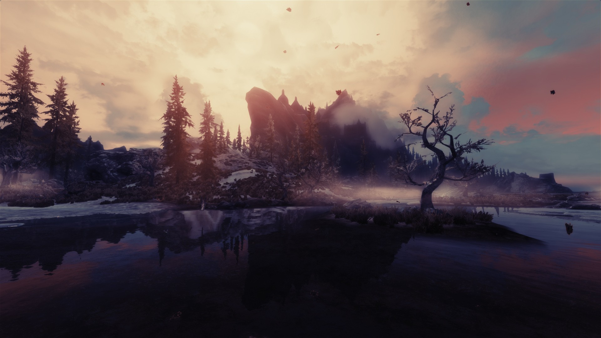 Res: 1920x1080, Download image Skyrim Iphone Wallpaper Scenery PC Android iPhone and