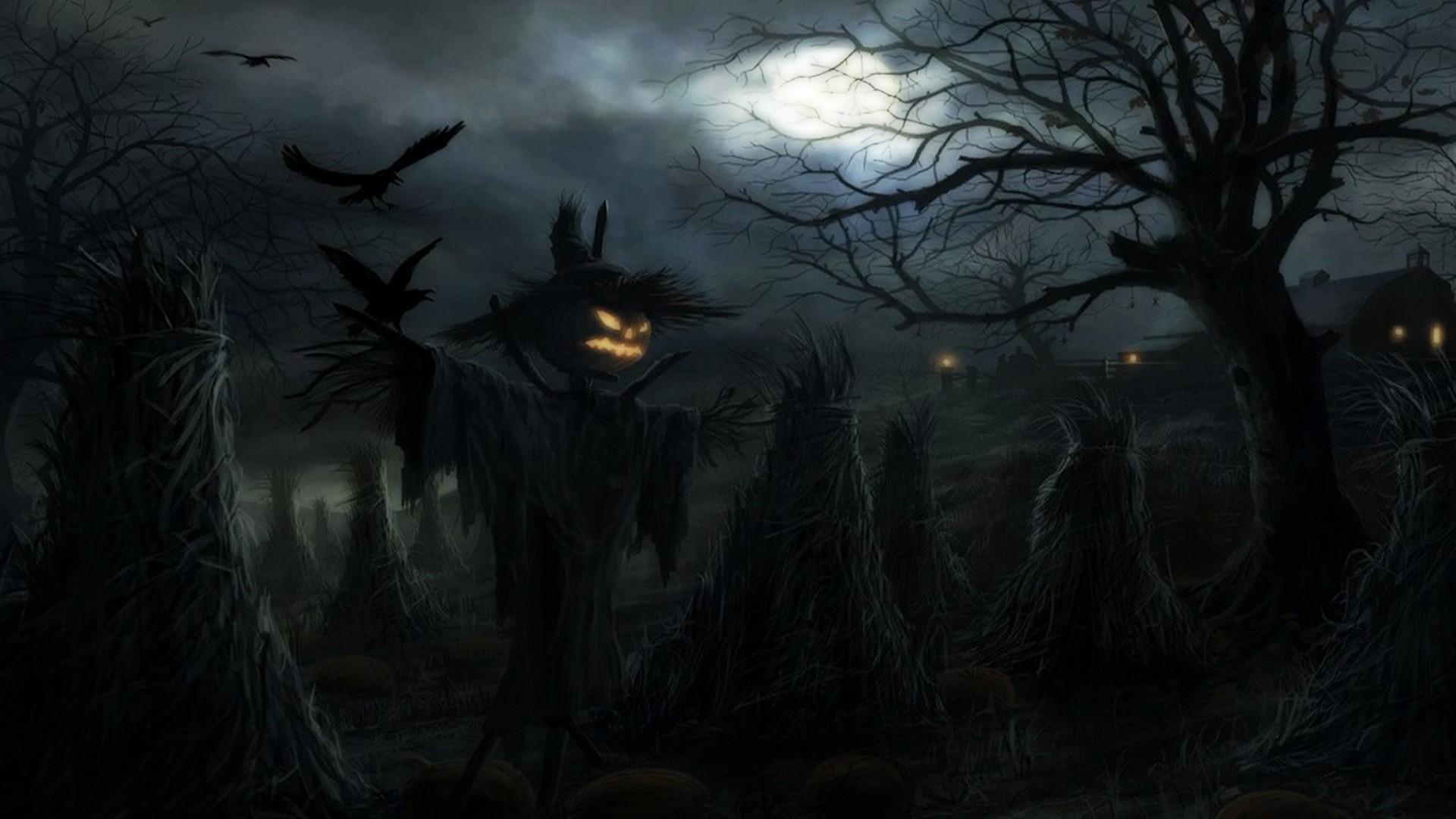 Res: 1920x1080,  Scary Halloween Background wallpaper · Download · eerie ...