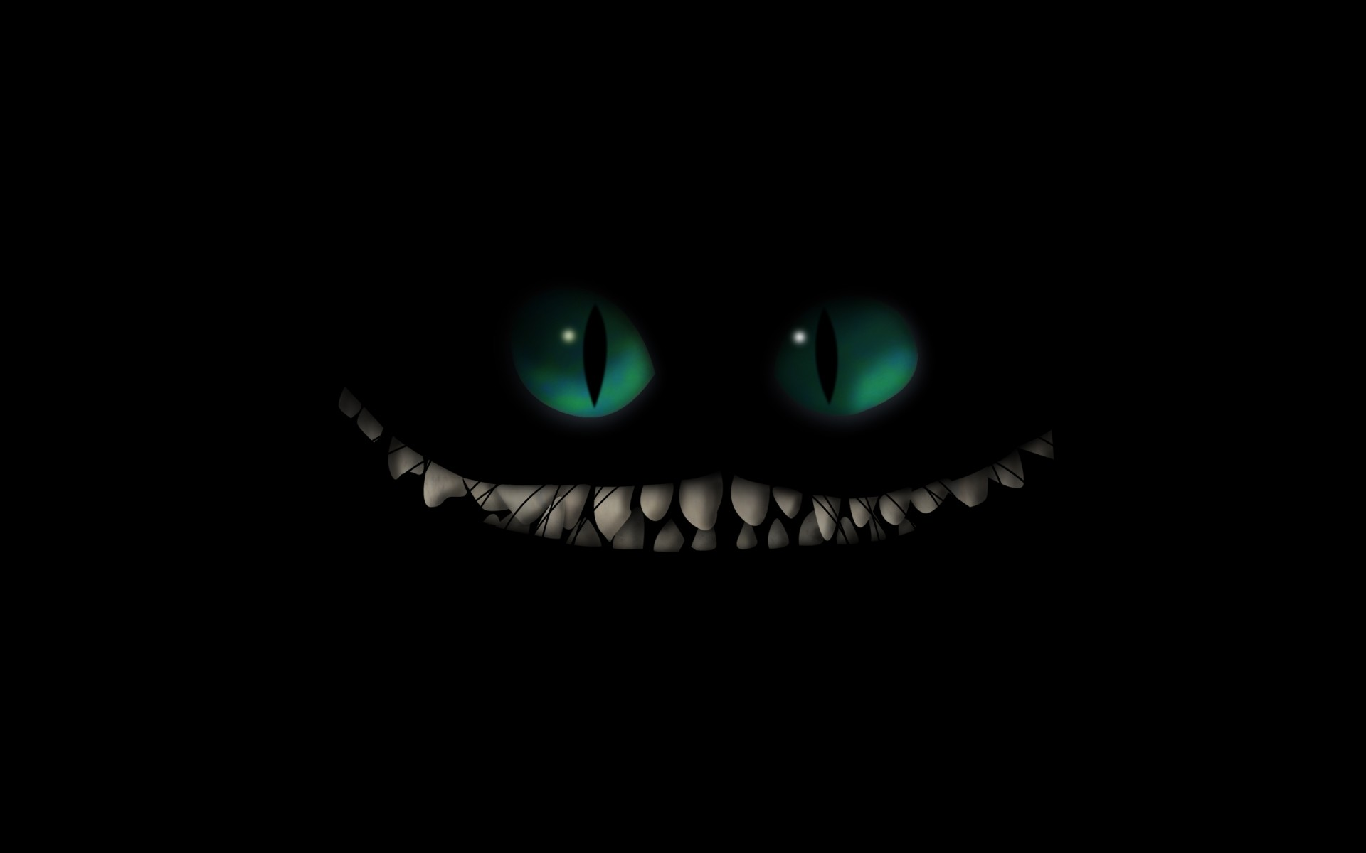 Res: 1920x1200, Dark monster creature fangs evil scary creepy spooky halloween wallpaper |   | 28141 | WallpaperUP