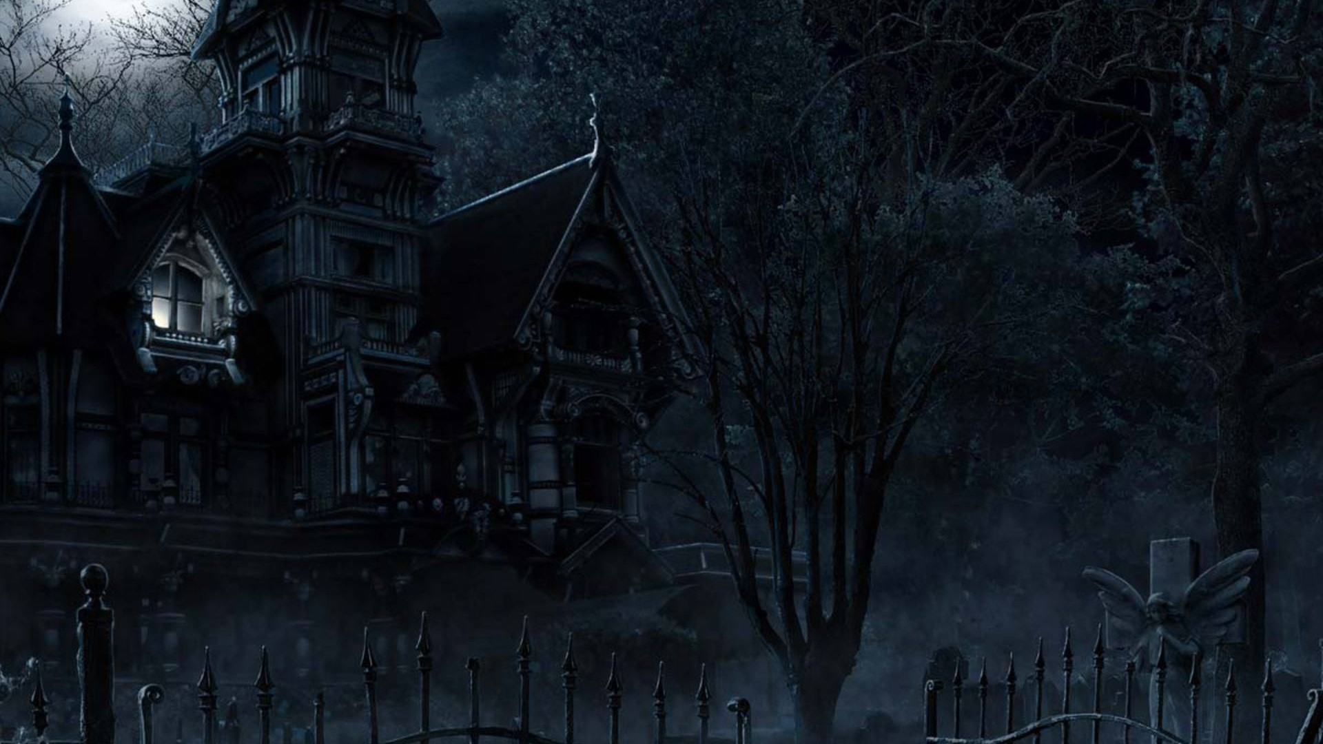 Res: 1920x1080, Scary Halloween Pictures