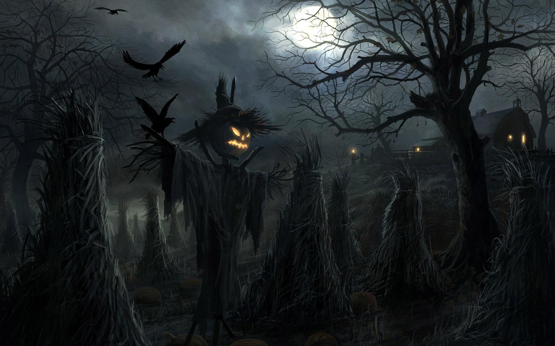 Res: 1920x1200, Spooky Halloween   halloween wallpapers, download desktop wallpaper - 6594