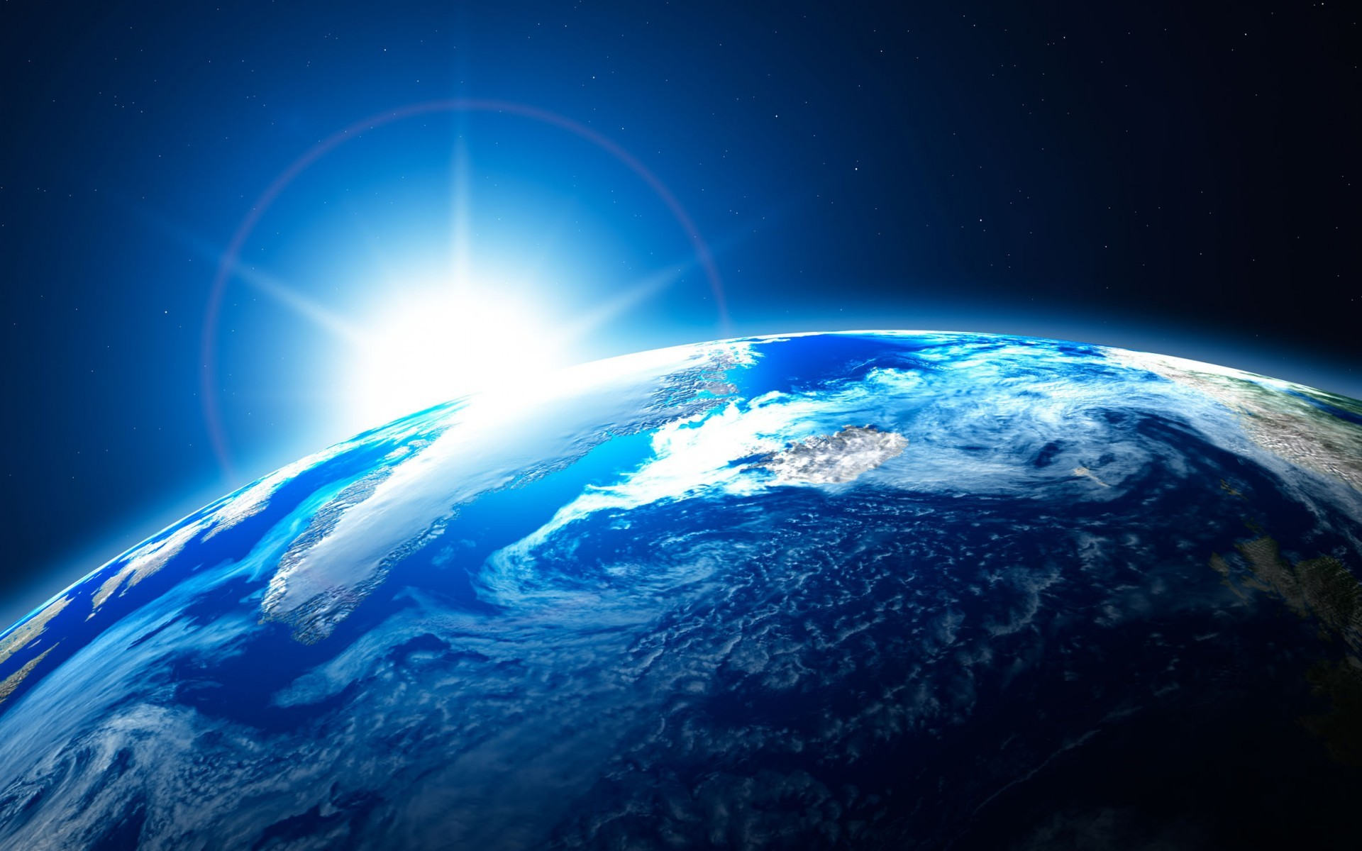 Res: 1920x1200, Best-space-view-of-earth-wallpapers-hd