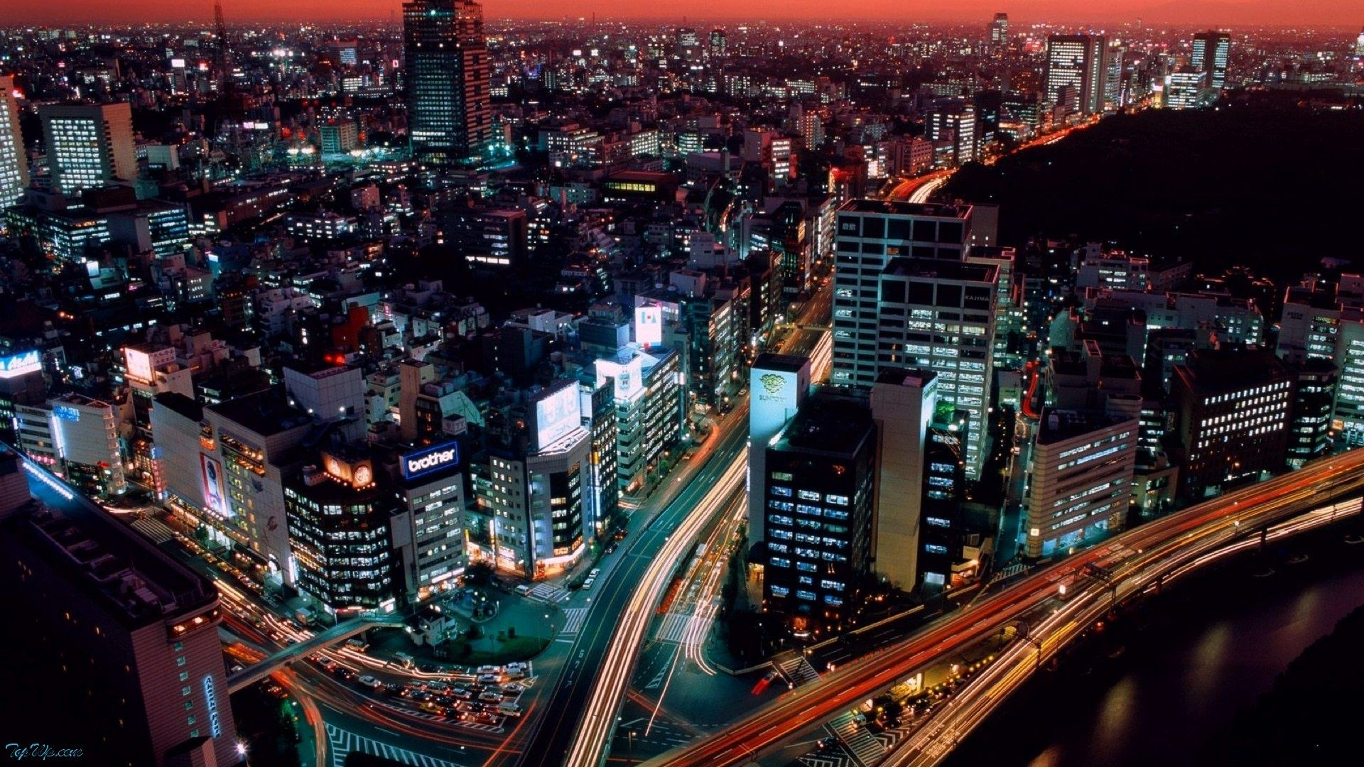 Res: 1920x1080, Tokyo 4K Tokyo Background ...
