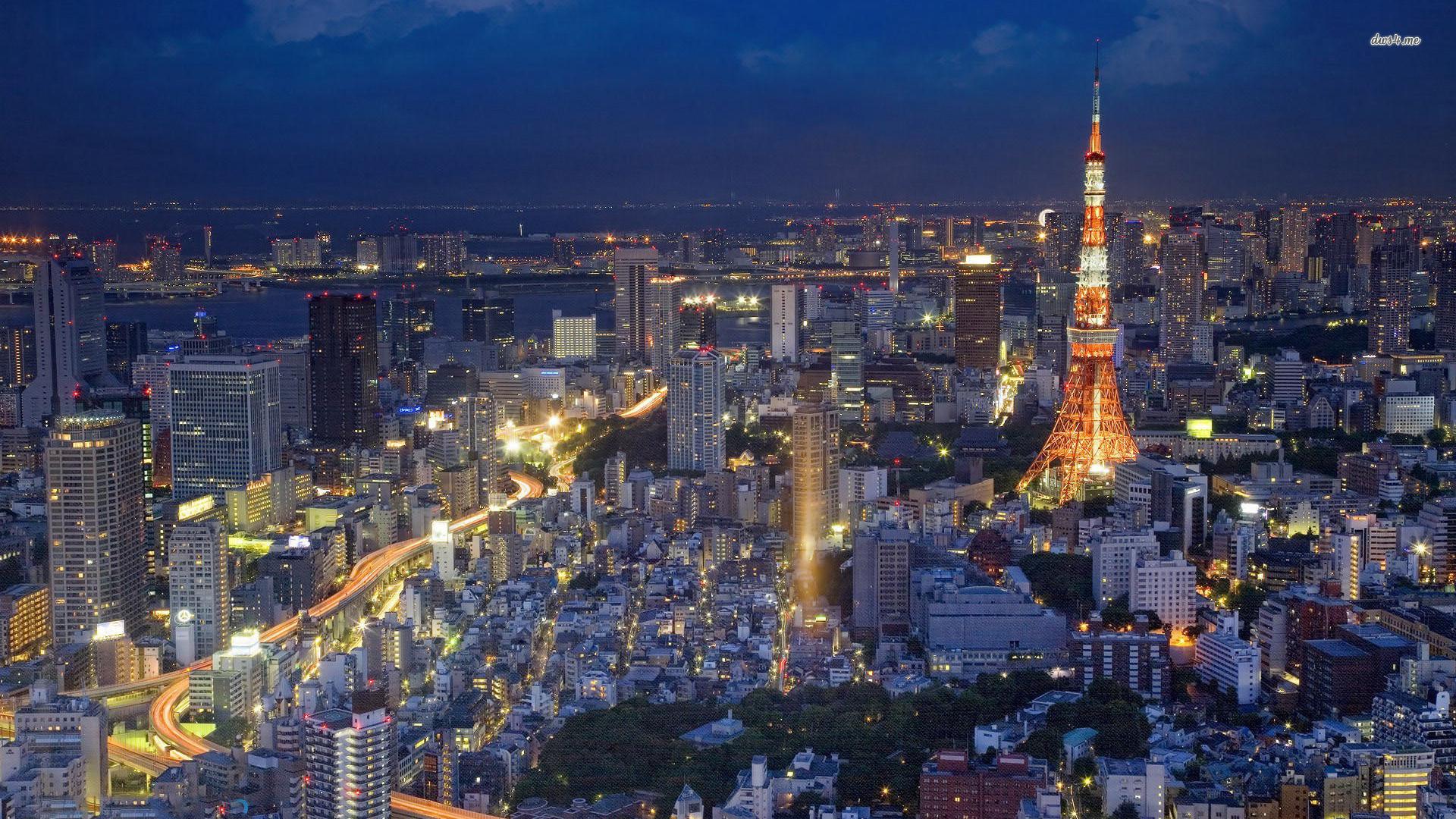 Res: 1920x1080, Tokyo HD Widescreen Wallpapers - EL-FHDQ Pics