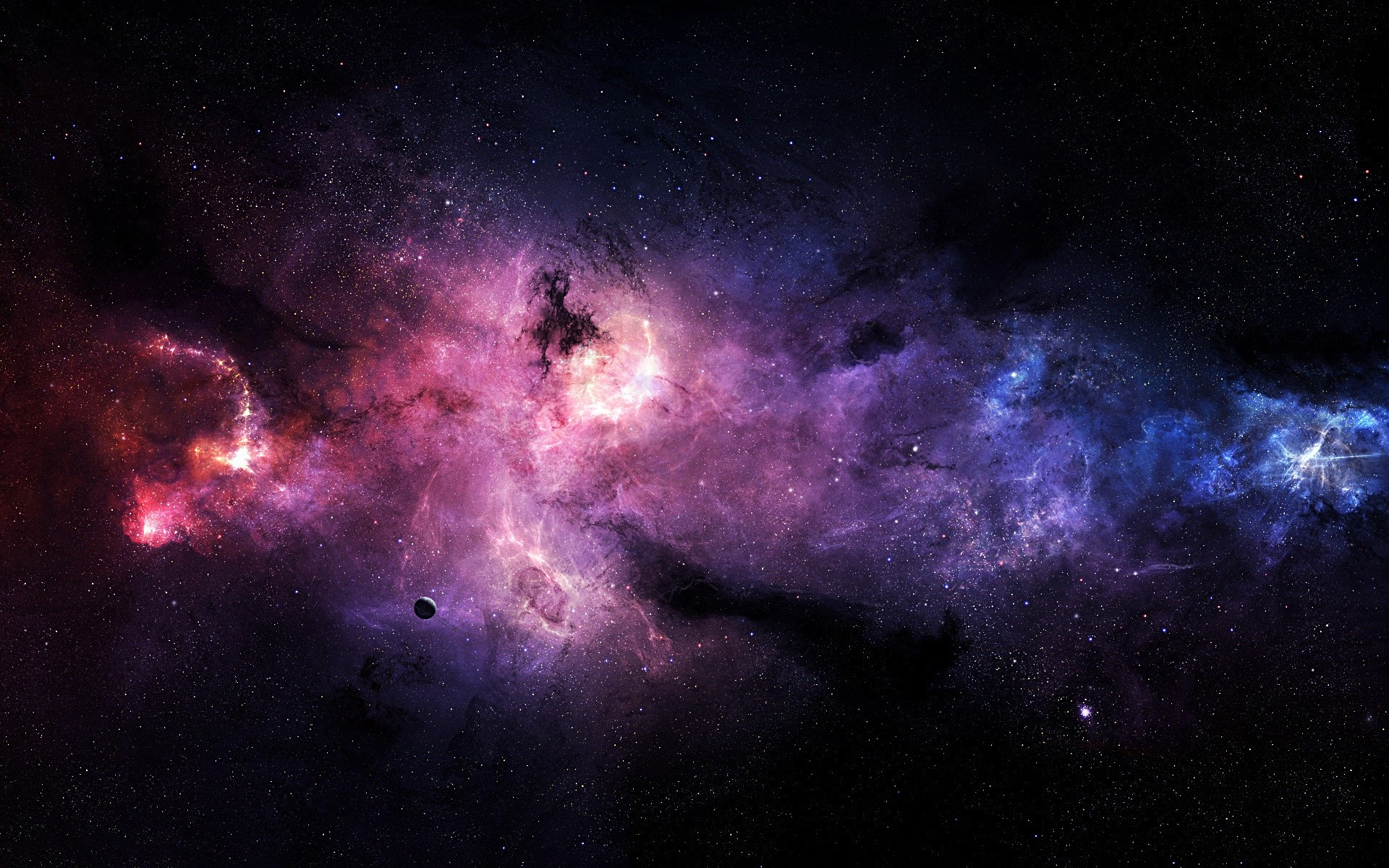 Res: 1920x1200, Nebula Universe. | Universe Wallpaper