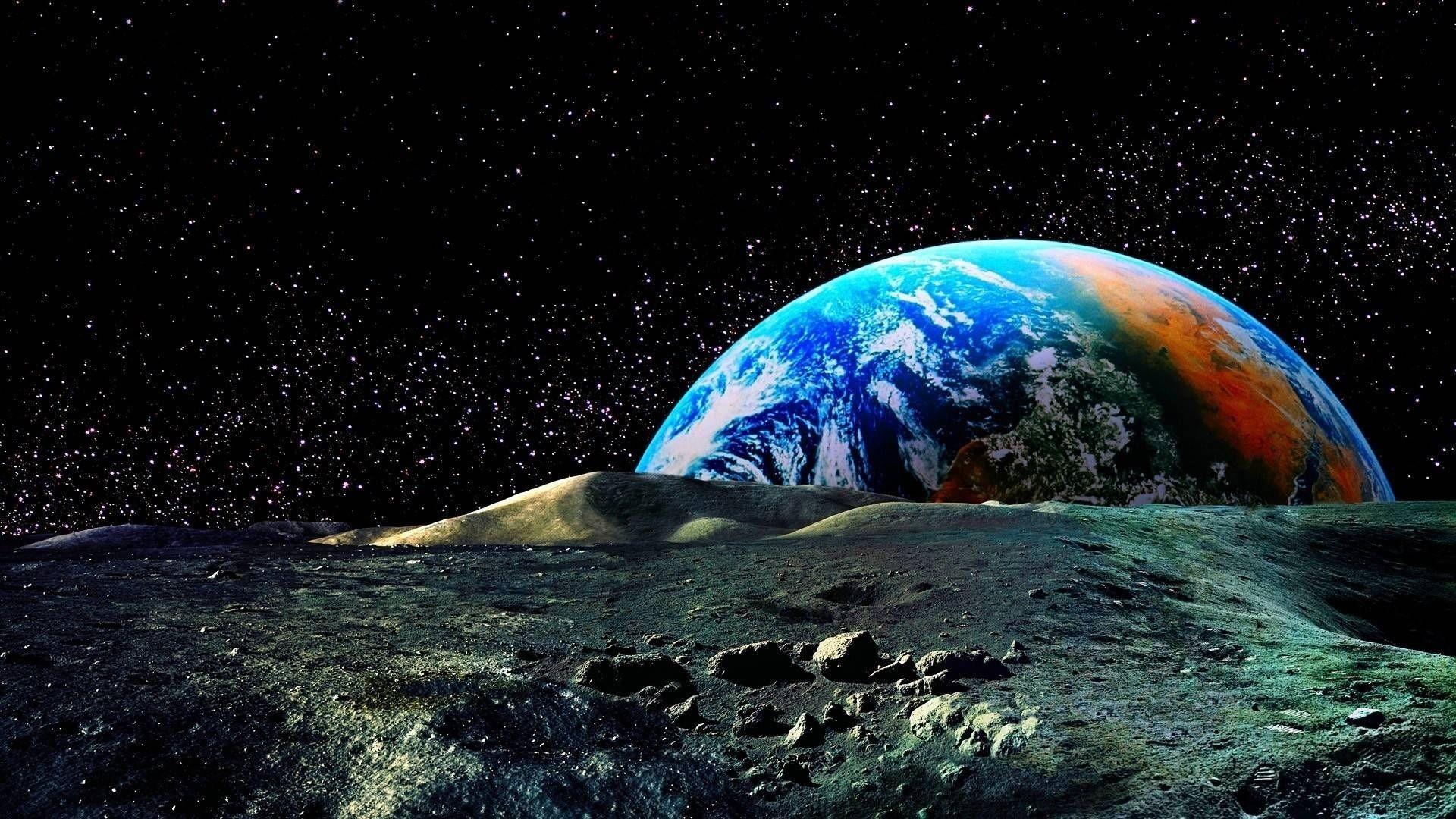 Res: 1920x1080, universe ...