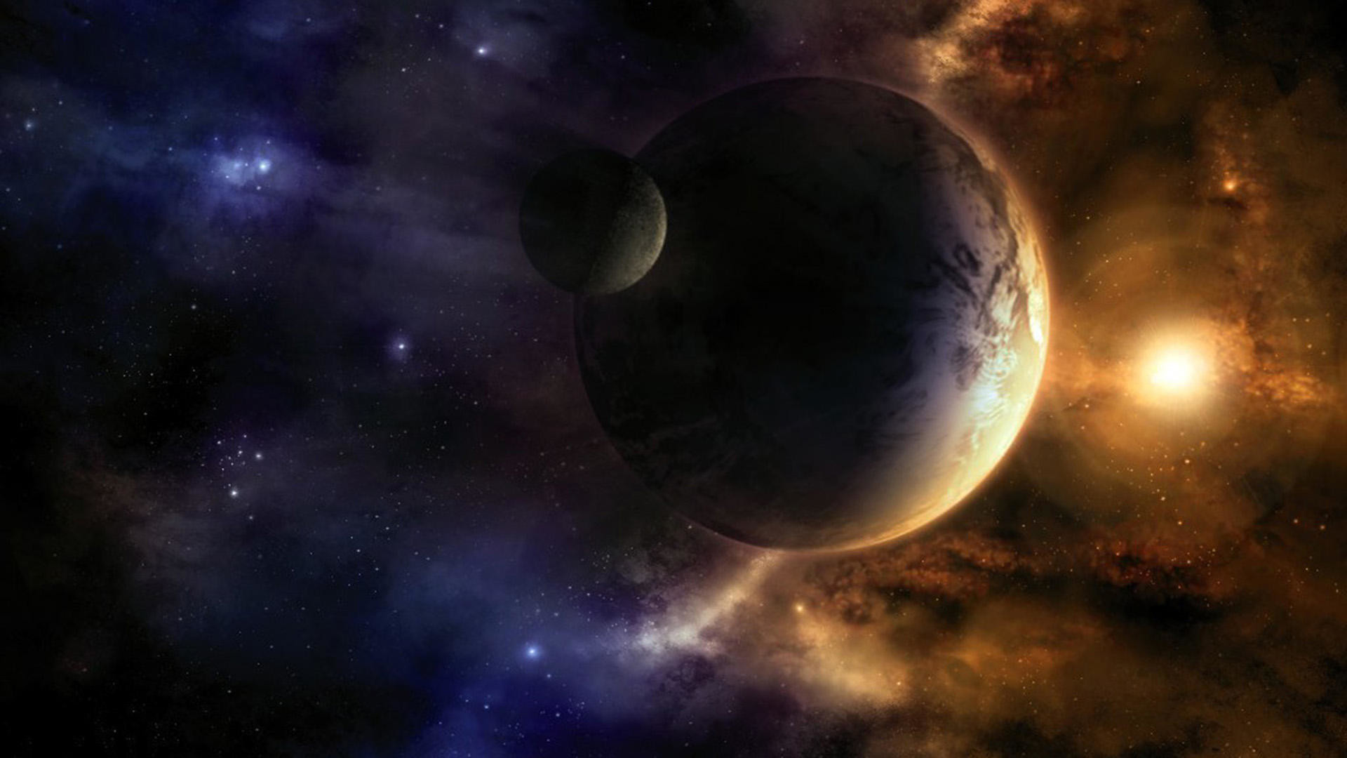 Res: 1920x1080, ... universe backgrounds 7 ...