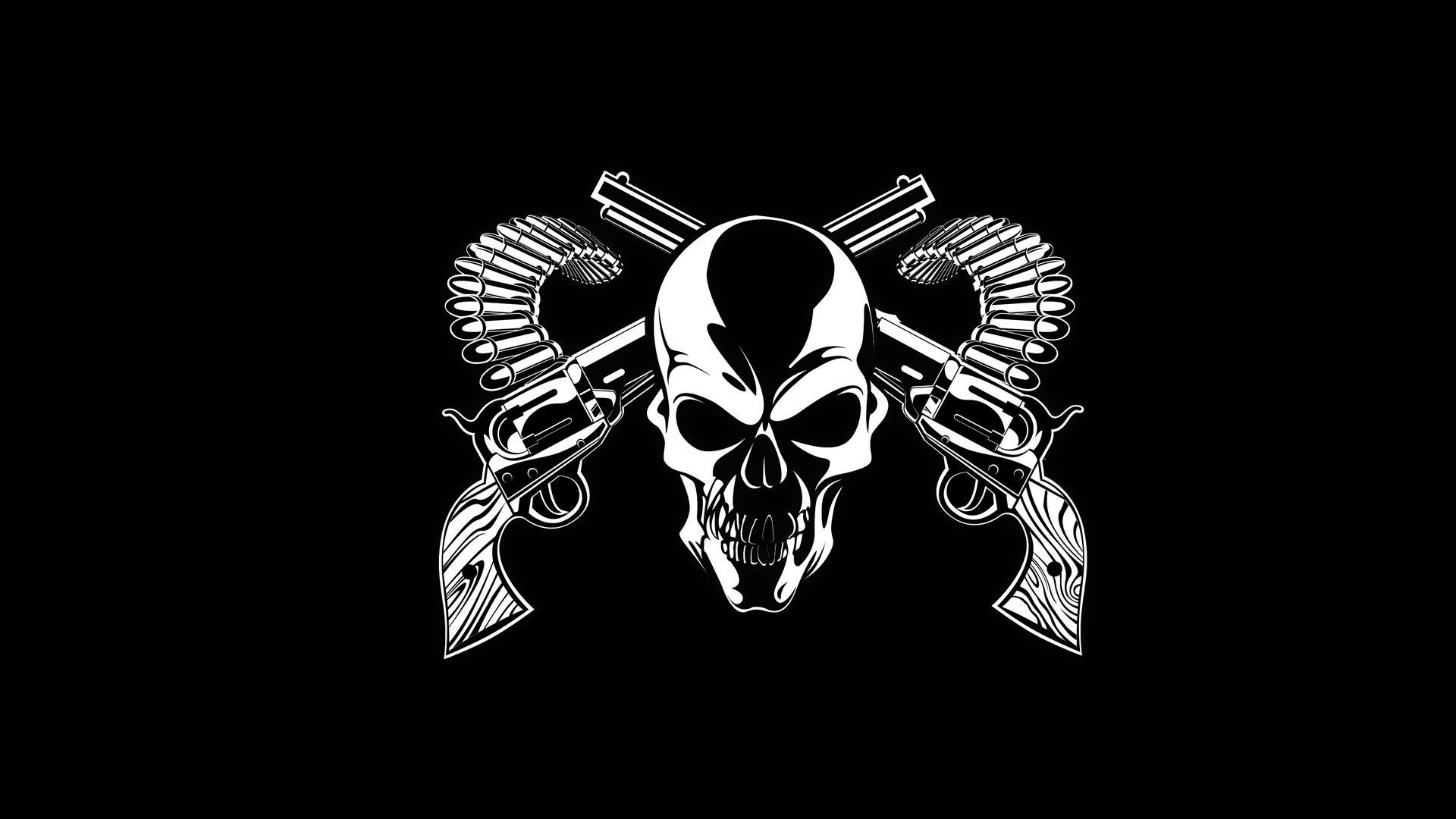 Res: 1920x1080, Free Skull Wallpapers | Wallpapers, Backgrounds, Images, Art Photos.