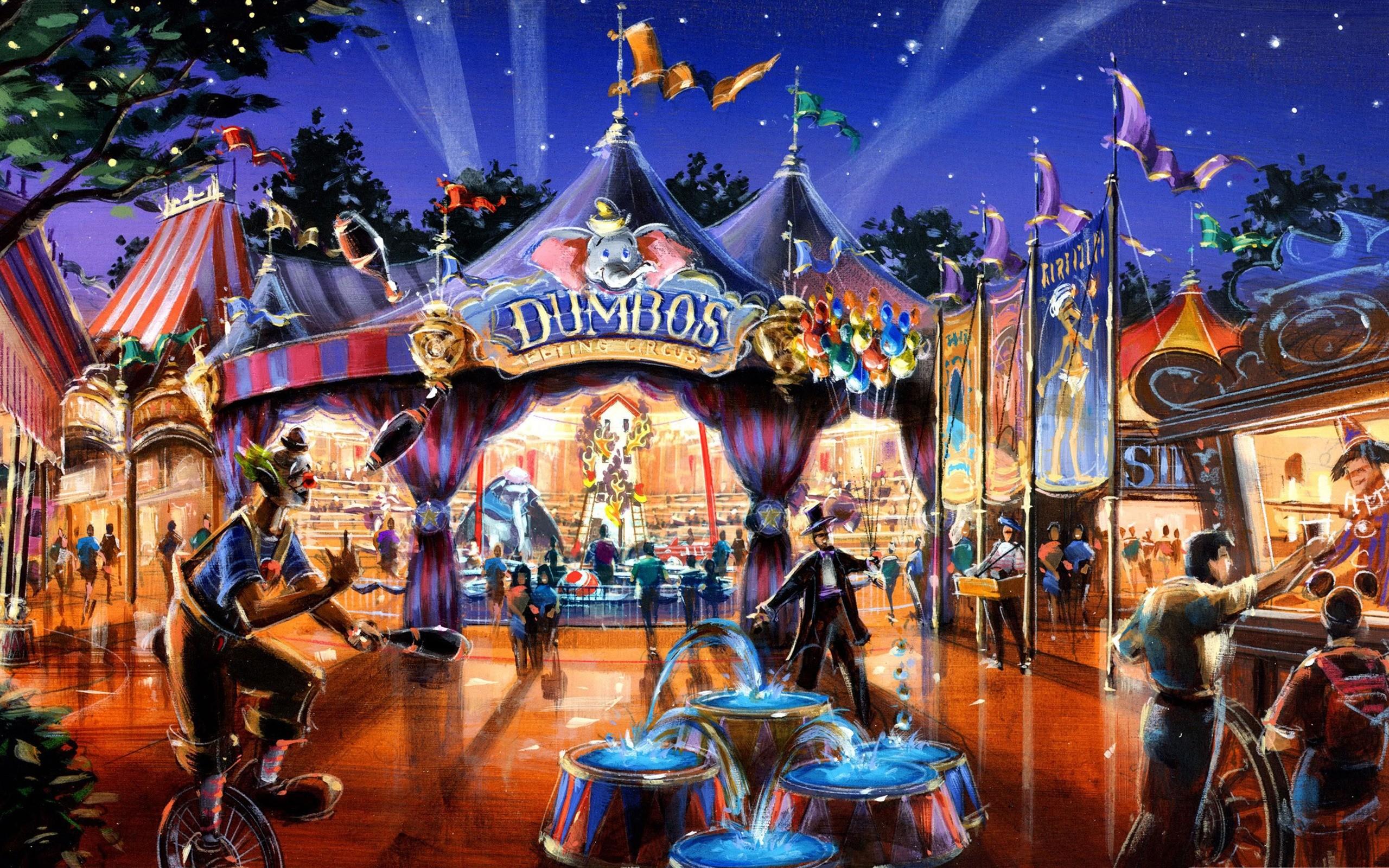 Res: 2560x1600, Disney Character Widescreen HD Wallpaper.