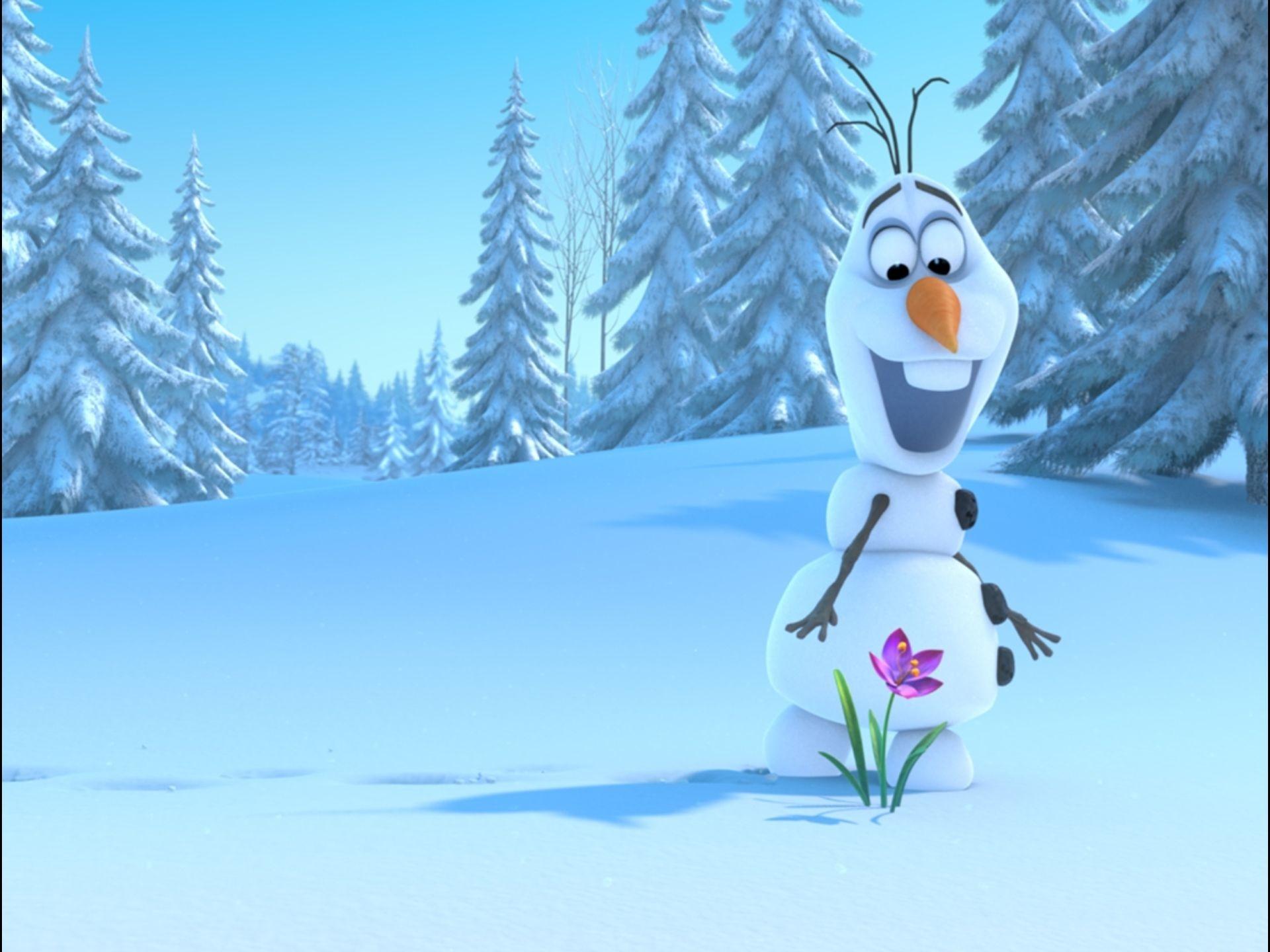 Res: 1920x1440, Disney Frozen Olaf