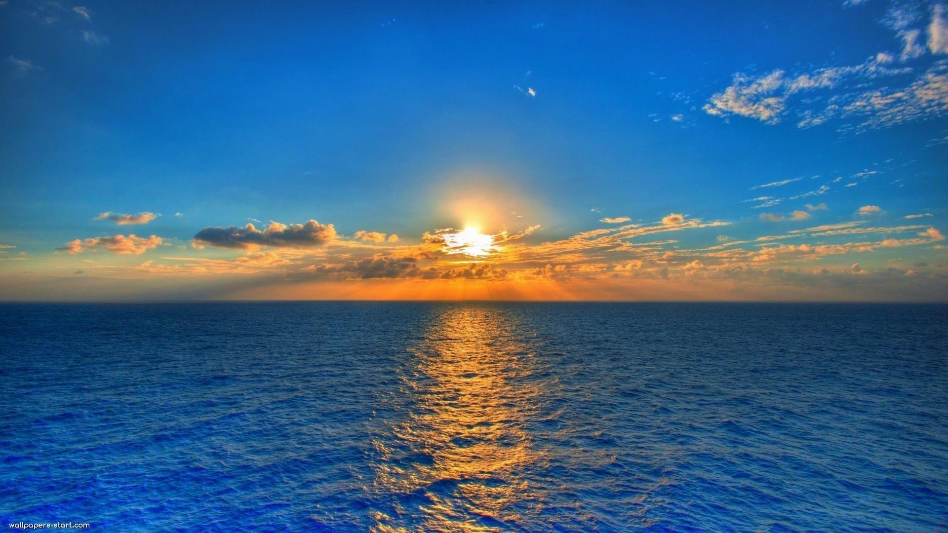 Res: 1920x1080, Summer-Sunset-Wallpaper-HD