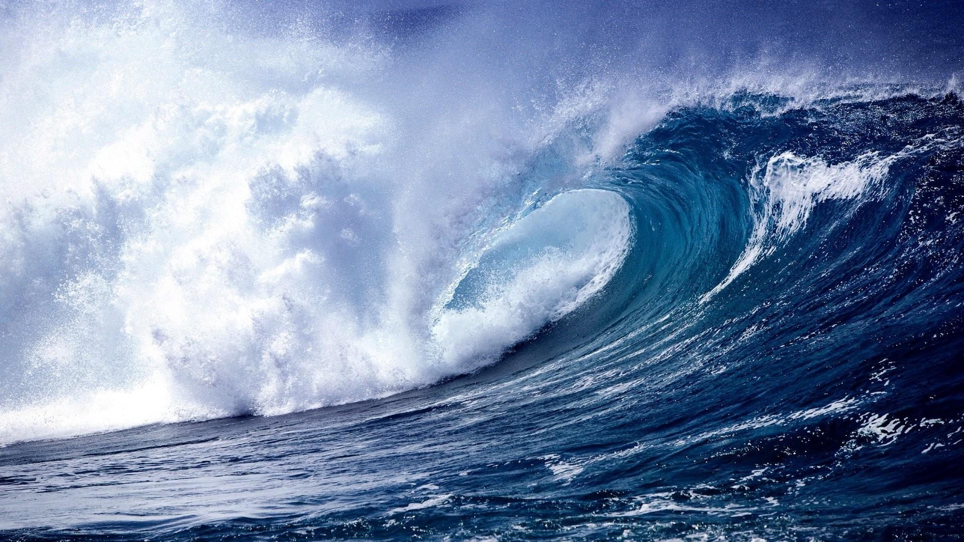 Res: 1920x1080, Download Wallpaper Foam, Sea, Wave, Colors Full HD 1080p .