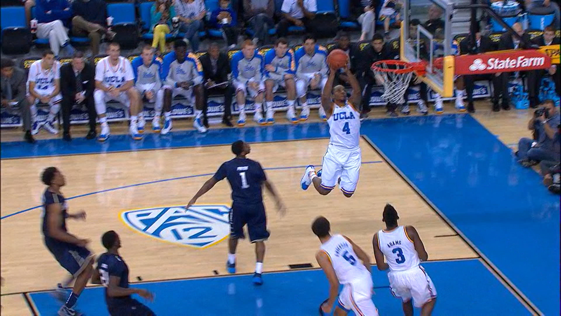 Res: 1920x1080, Video recap: UCLA men's basketball shows off in win over Chattanooga |  Pac-12